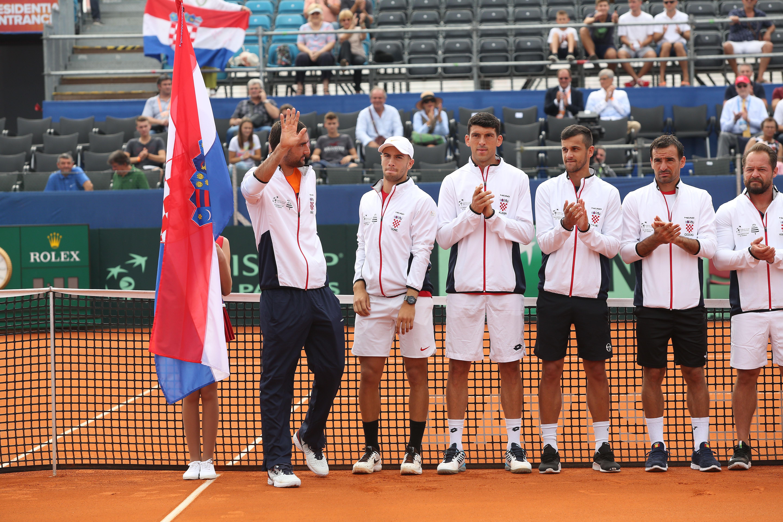 Davis Cup: Hrvatska skočila na drugo mjesto, Francuzi na vrhu