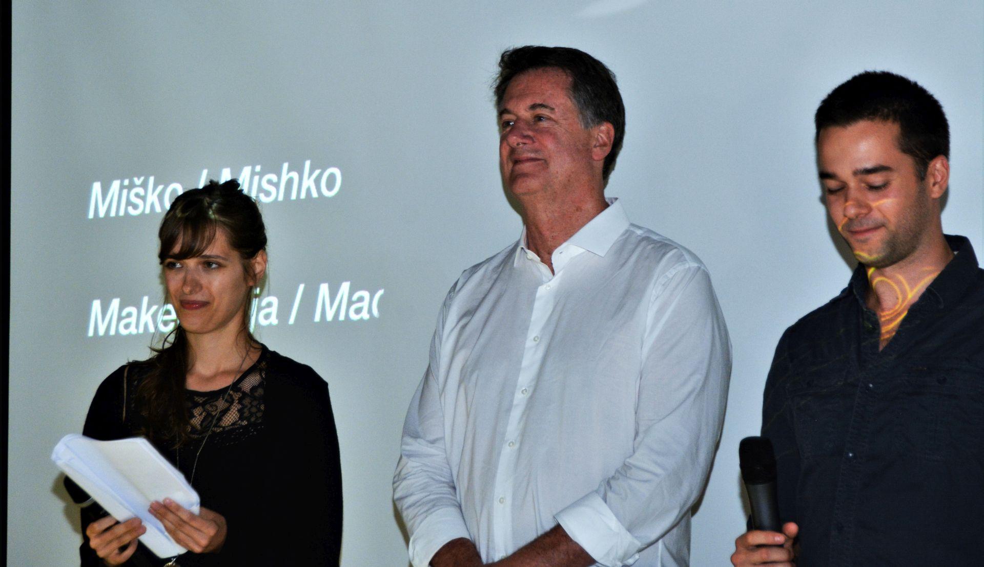 """Grand Prix iz Karlovca u Makedoniju za film """"Miško"""""""