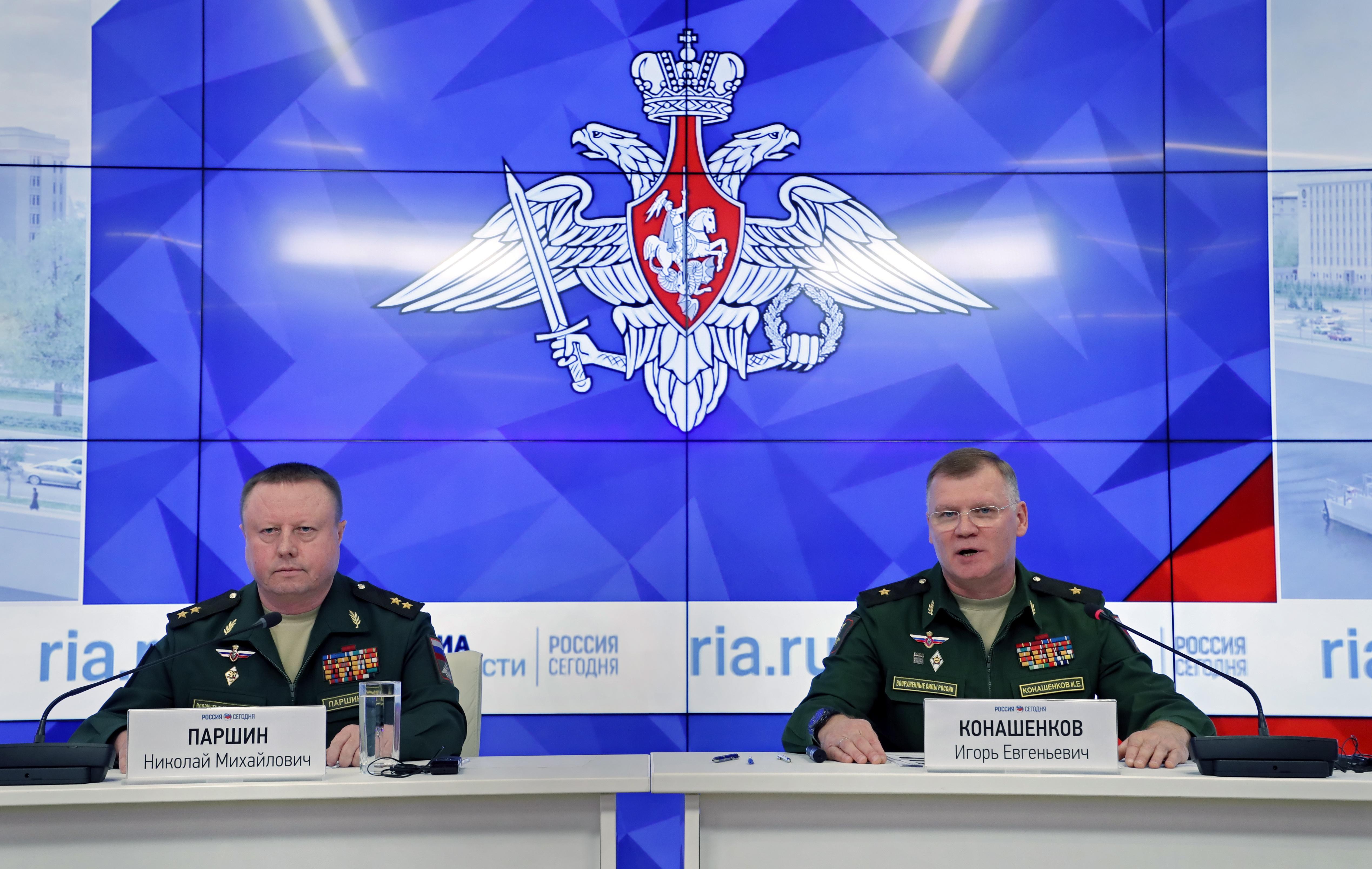 Rusija optužuje Ukrajinu za pad malezijskog zrakoplova MH17