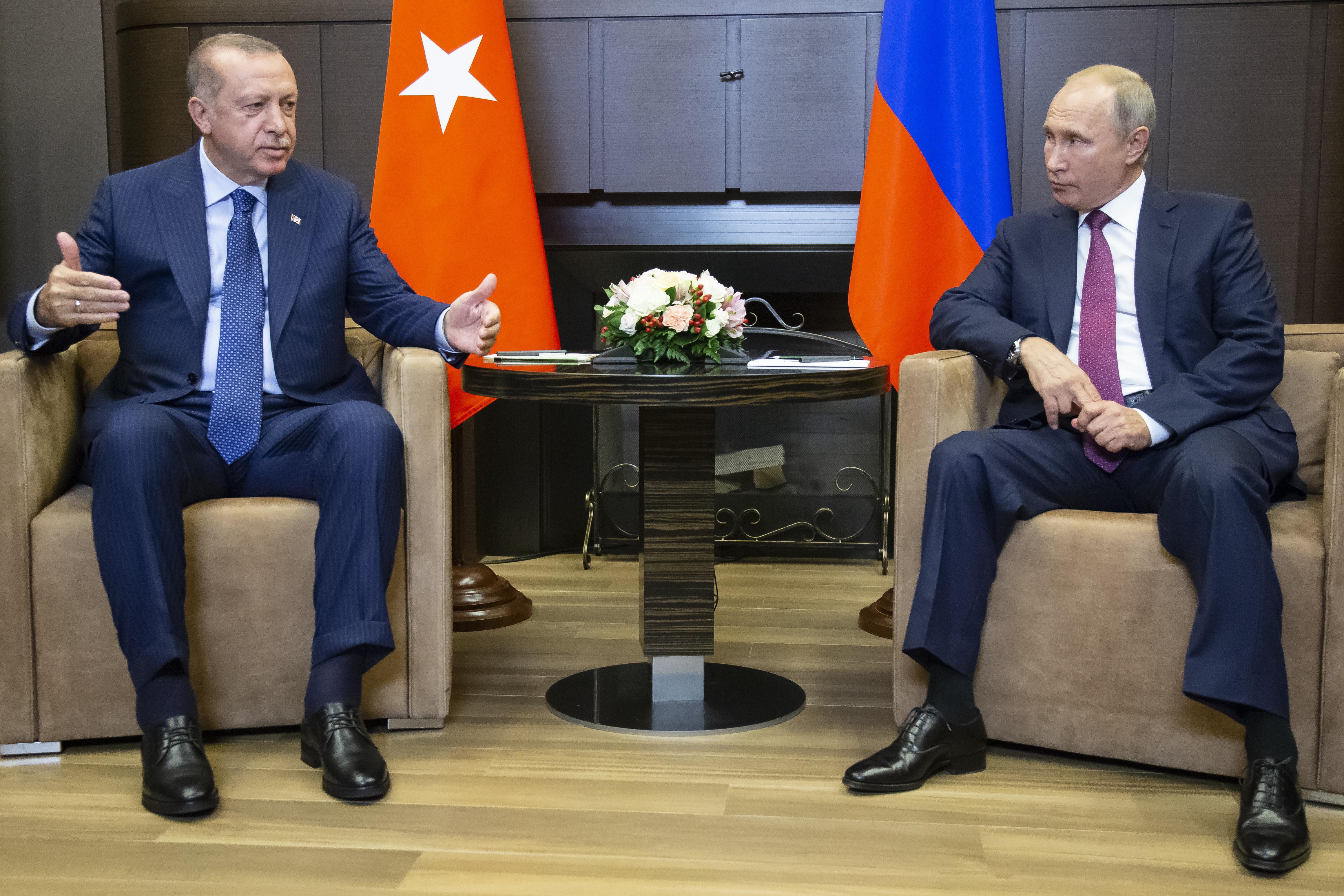 Putin i Erdogan se dogovorili o razvojačenoj zoni u Idlibu