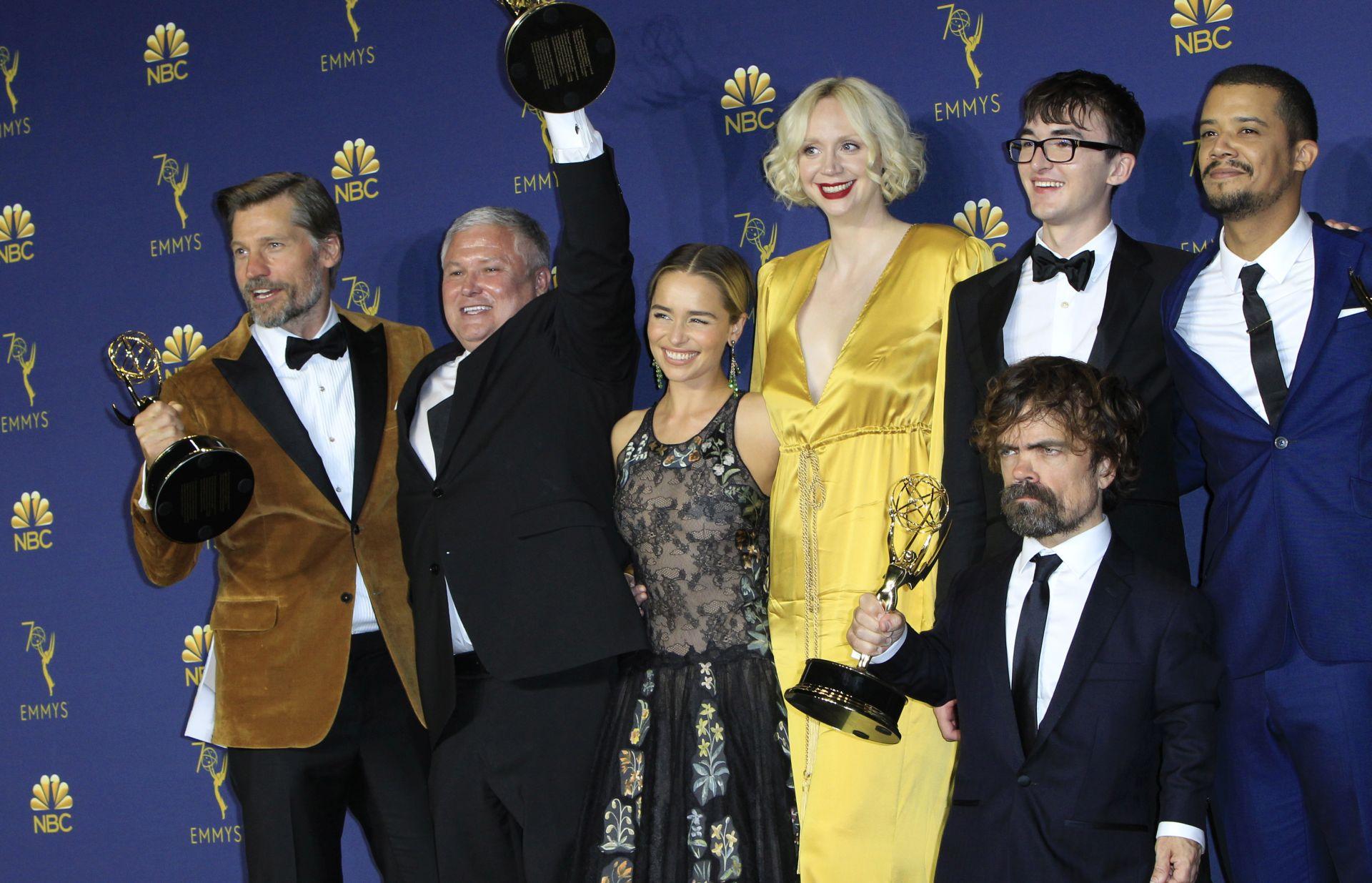 """""""Igra prijestolja"""" i """"Gđa. Maisel"""" najveći pobjednici Emmyja"""