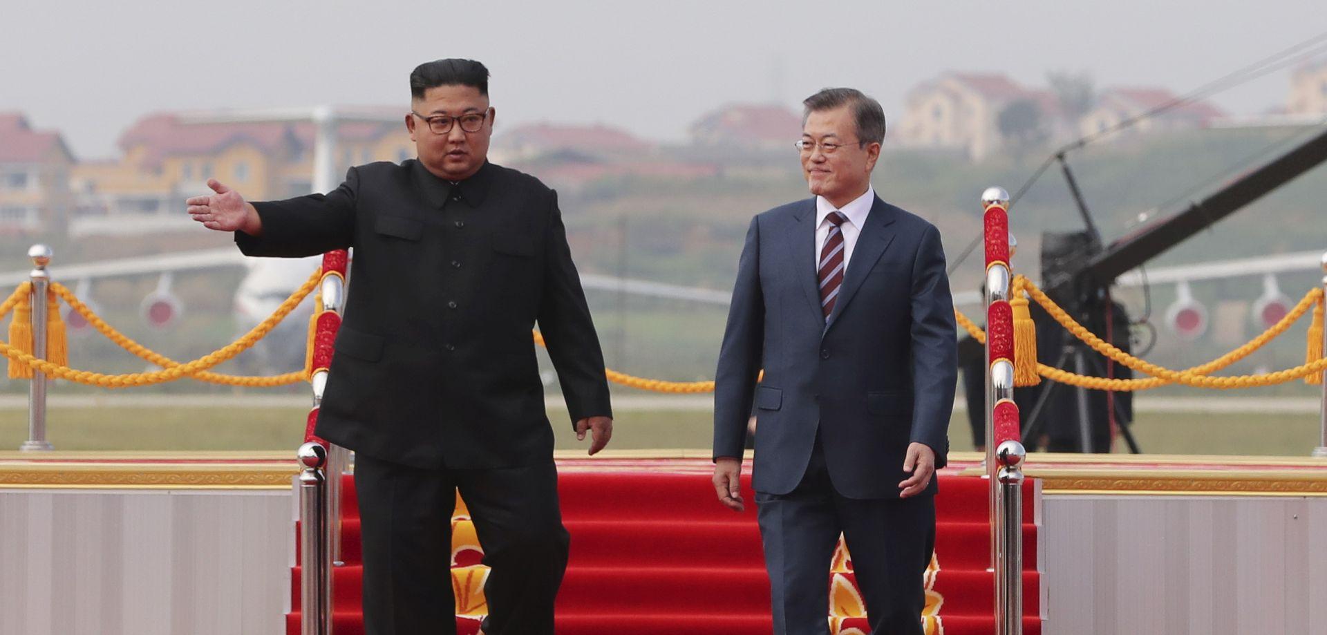 Sj. Koreja poduzet će korake ka denuklearizaciji Korejskog poluotoka