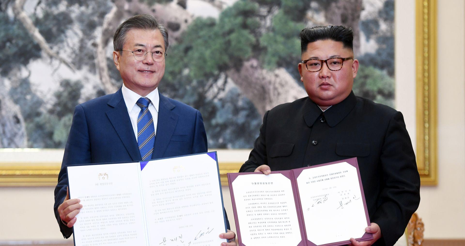 Kim Jong Un najavio povijesni posjet Seulu