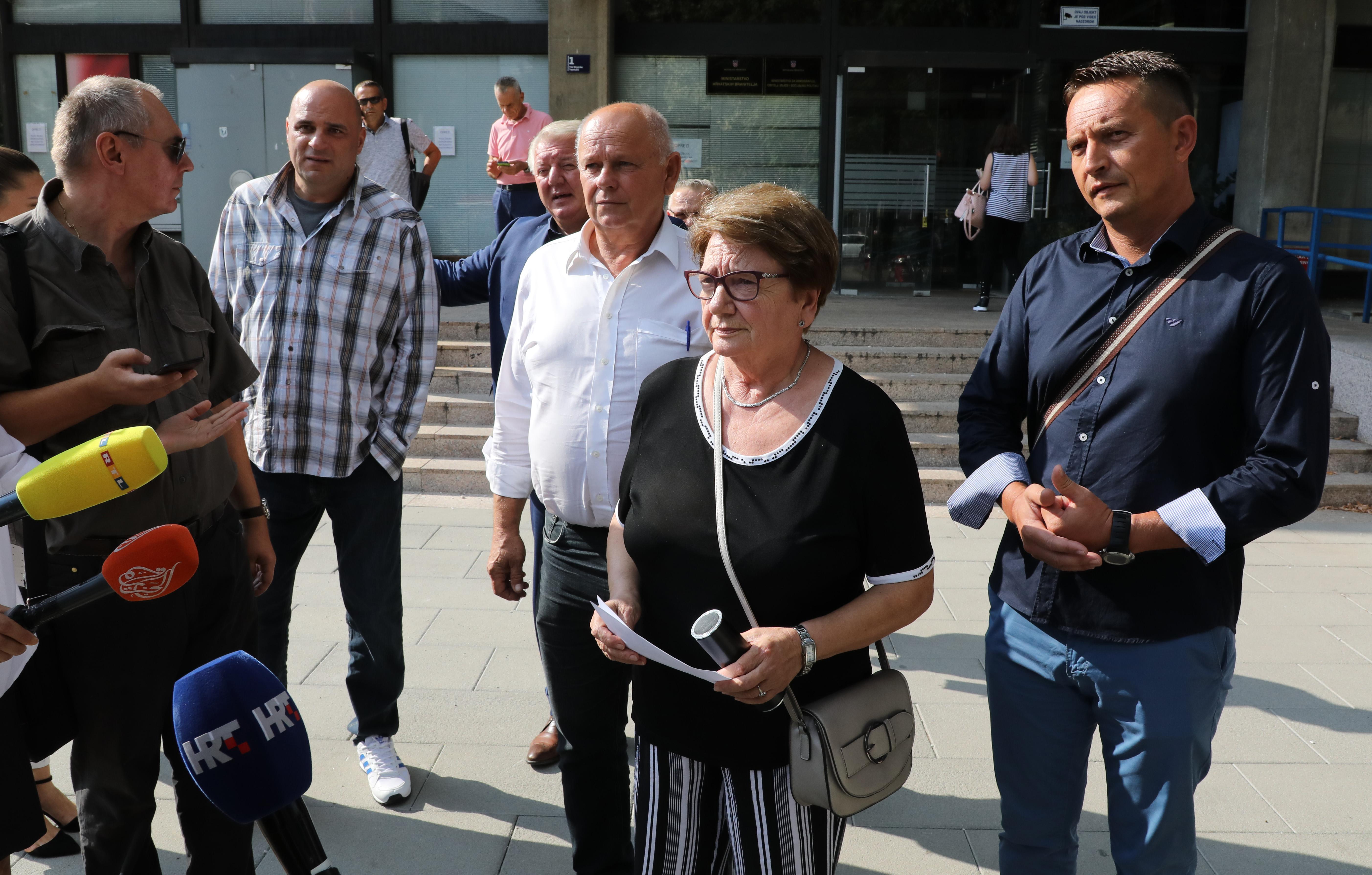 KOBER 'Prosvjed u Vukovaru je posljedica neučinkovitosti institucija'