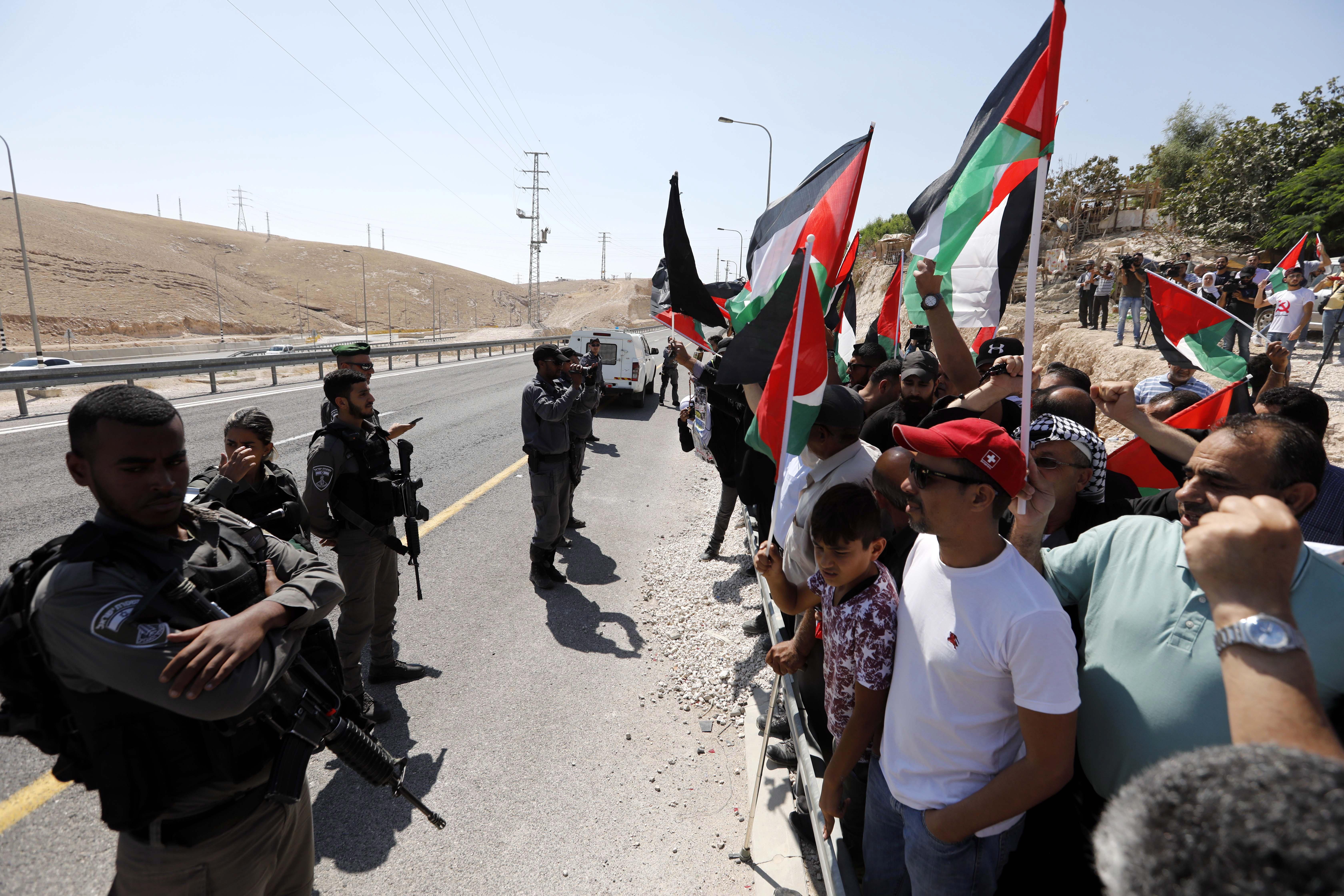 Izrael traži da beduini sruše svoje nastambe do 1. listopada