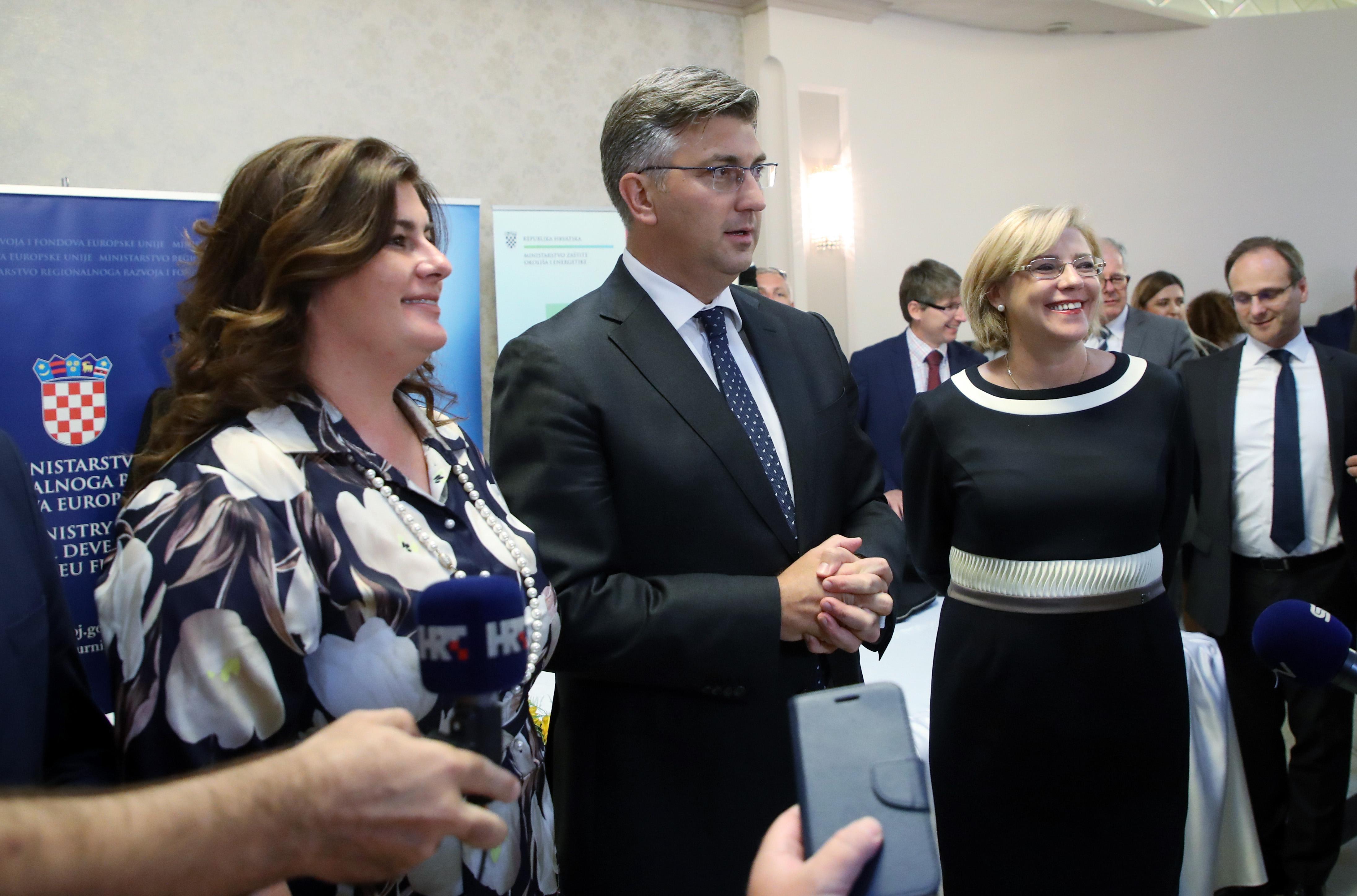 PLENKOVIĆ 'Europski novac pridonijet će razvoju Slavonije'