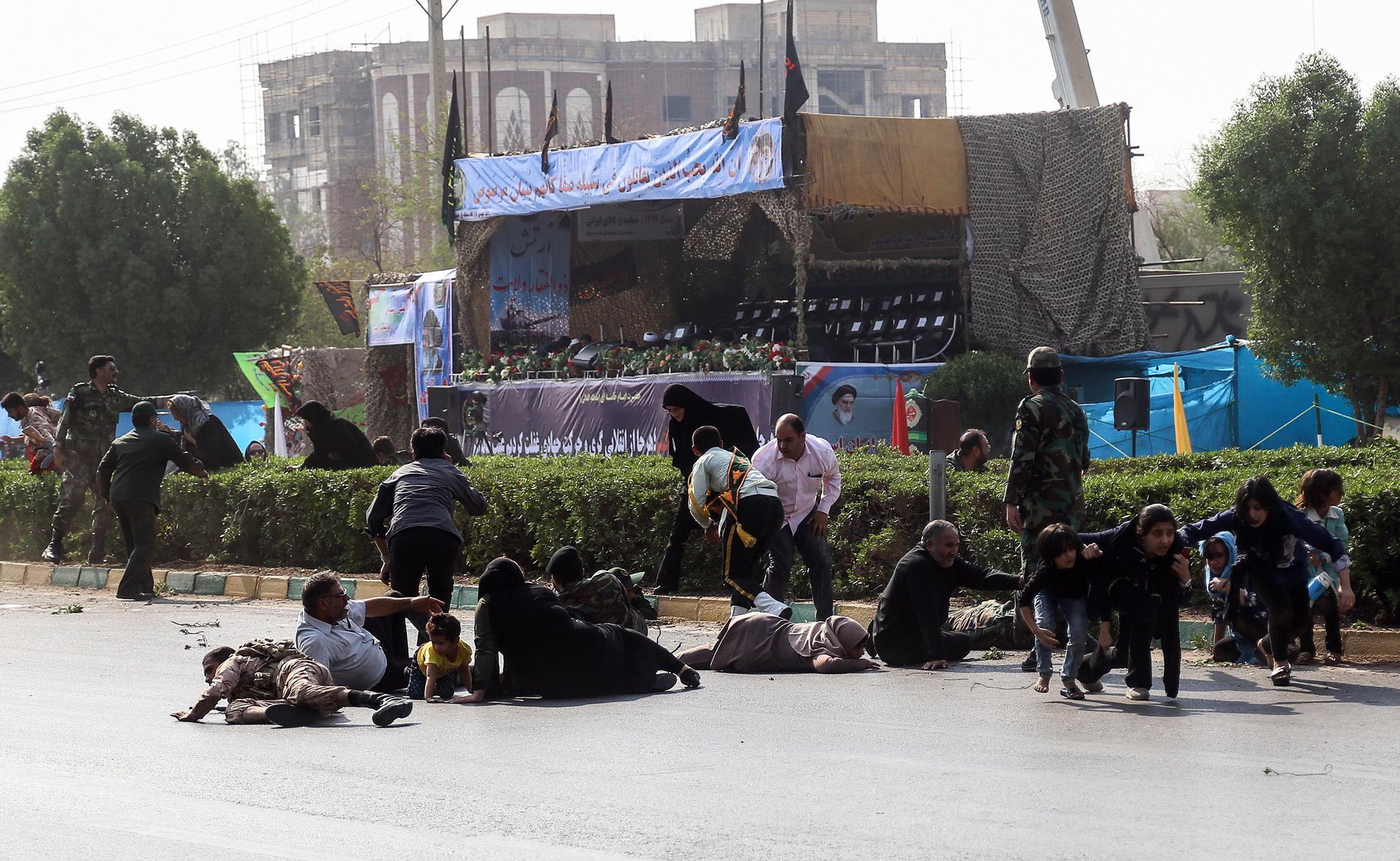Teheran prozvao arapske separatiste