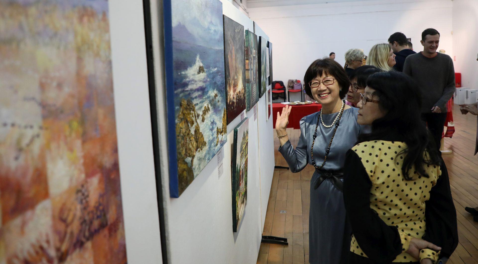 """Otvorena izložba """"Ljepota Tajvana – putujuća izložba – Europa 2018."""""""