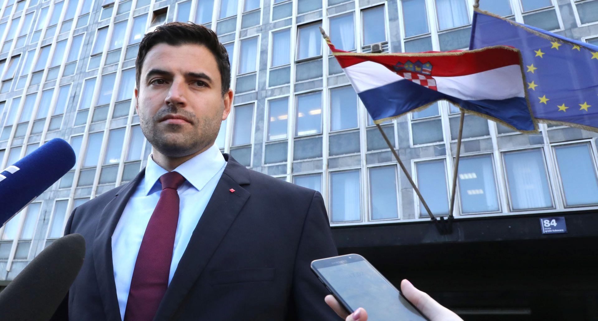 """BERNARDIĆ """"Glavu gore, nema krize u SDP-u"""""""