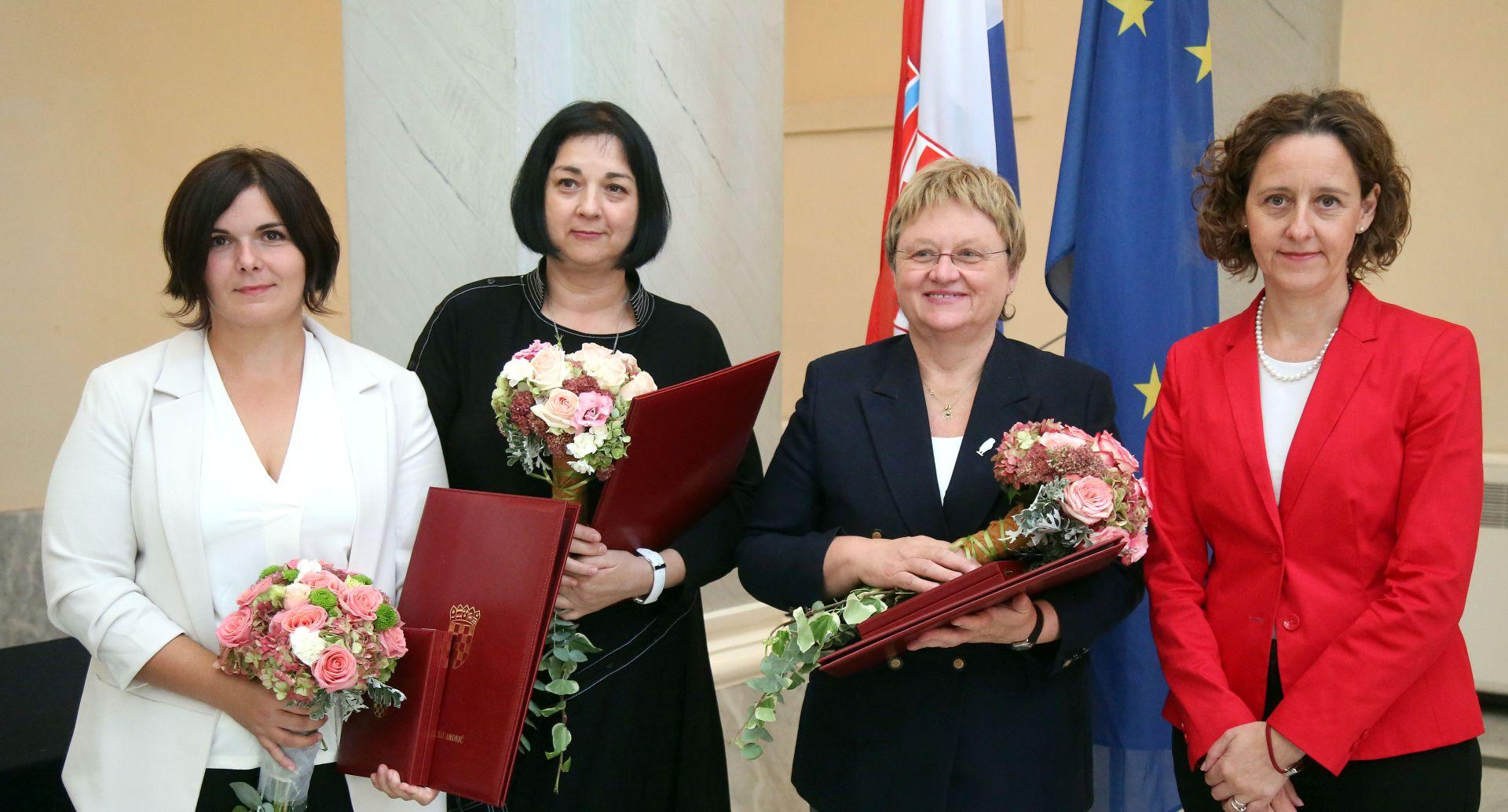 """Uručene nagrade """"Vicko Andrić"""" za 2017."""