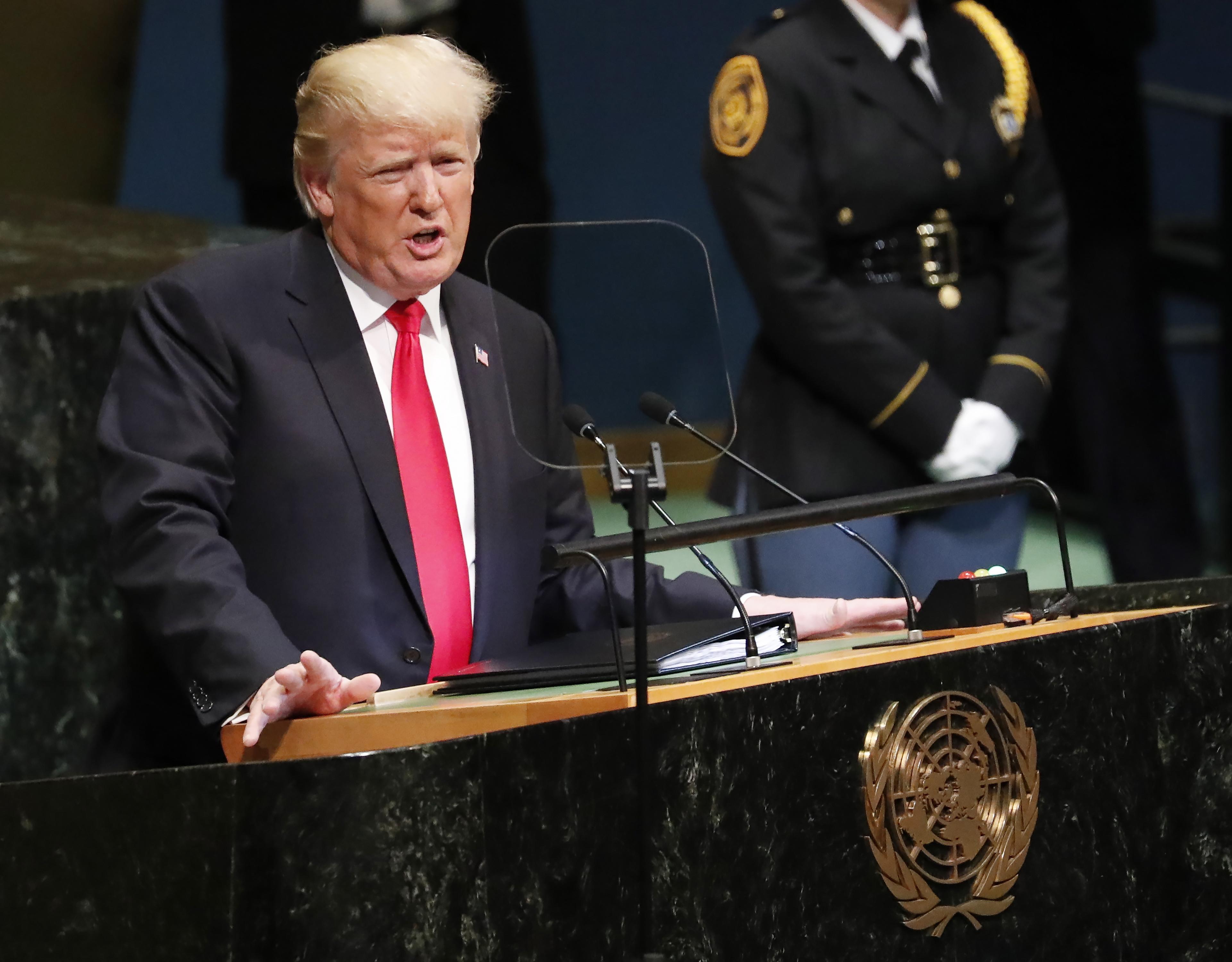 TRUMP 'Iran sije kaos, smrt i razaranje na Bliskom istoku'