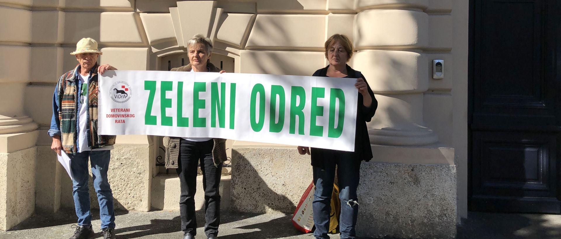 Zeleni odred predao prijavu zbog mešetarenja sa zemljištem na Medvednici