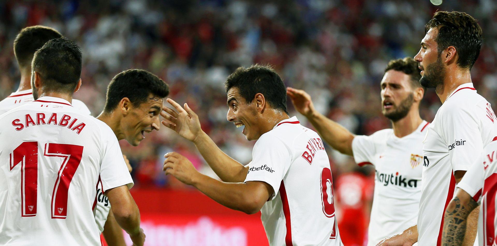 PRIMERA Sevilla 'razbila' Real Madrid, Modriću poništen gol