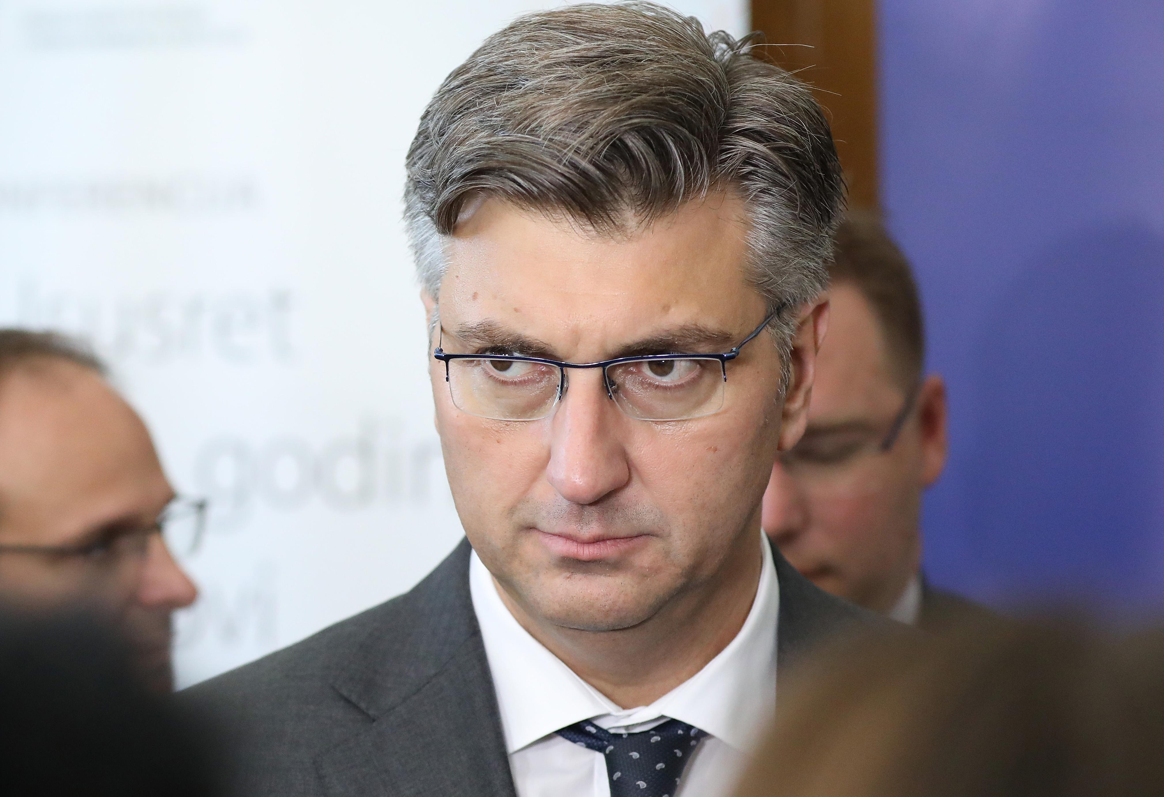 PLENKOVIĆ 'Očekujem da policija nađe napadača na Milorada Pupovca'