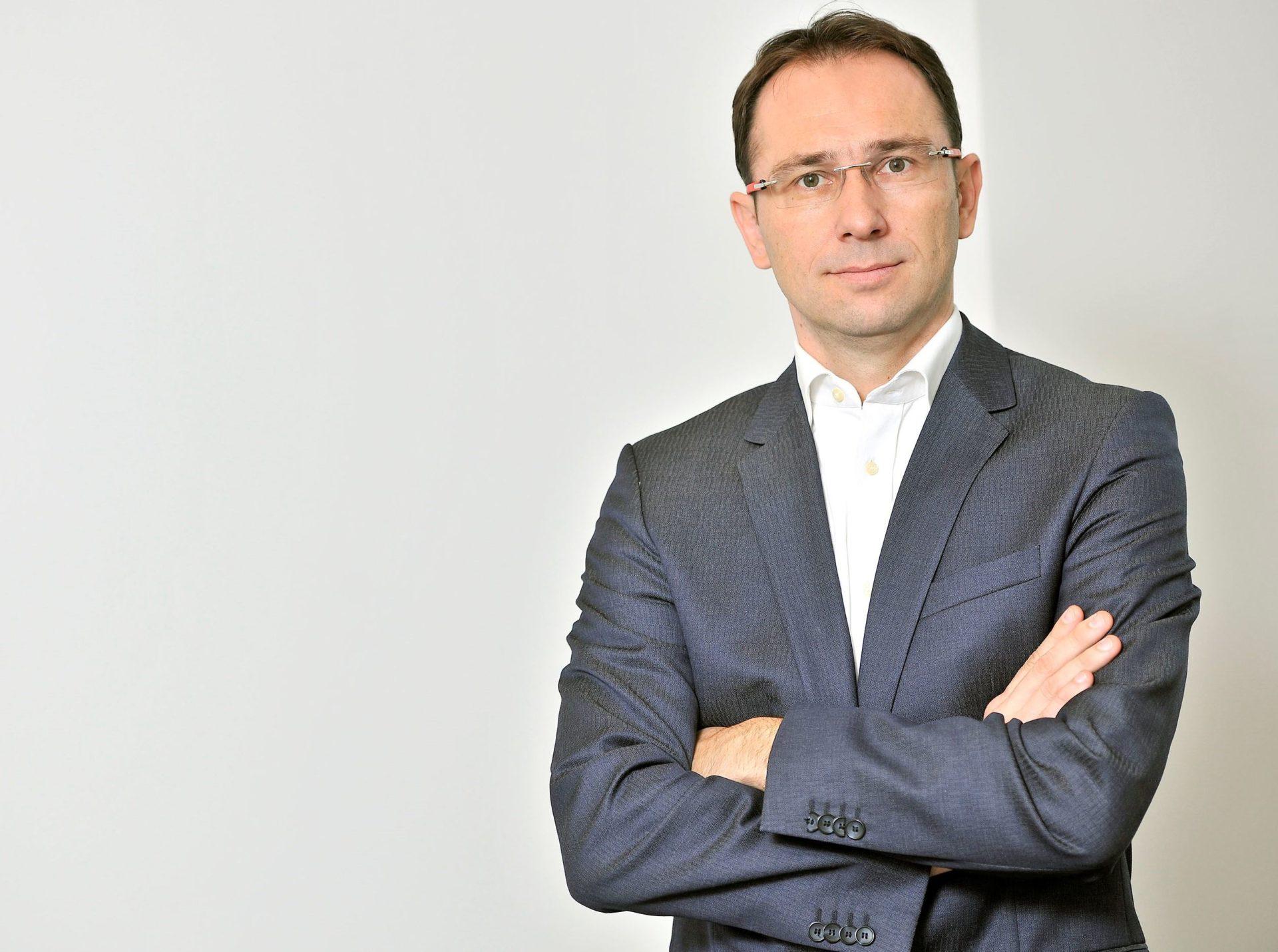 Gospodin Ivan Perković je novi direktor modne i tekstilne kompanije Varteks