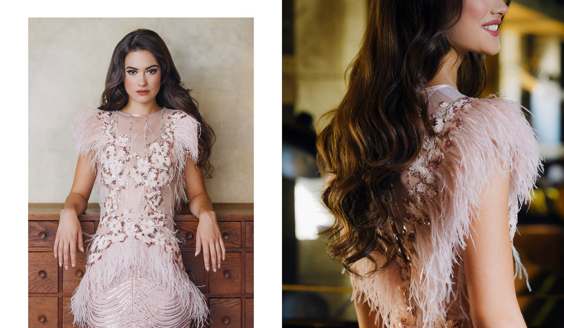 FOTO: Ivana Mudnić Dujmina će nositi kreacije Ivice Skoke na izboru za Miss svijeta