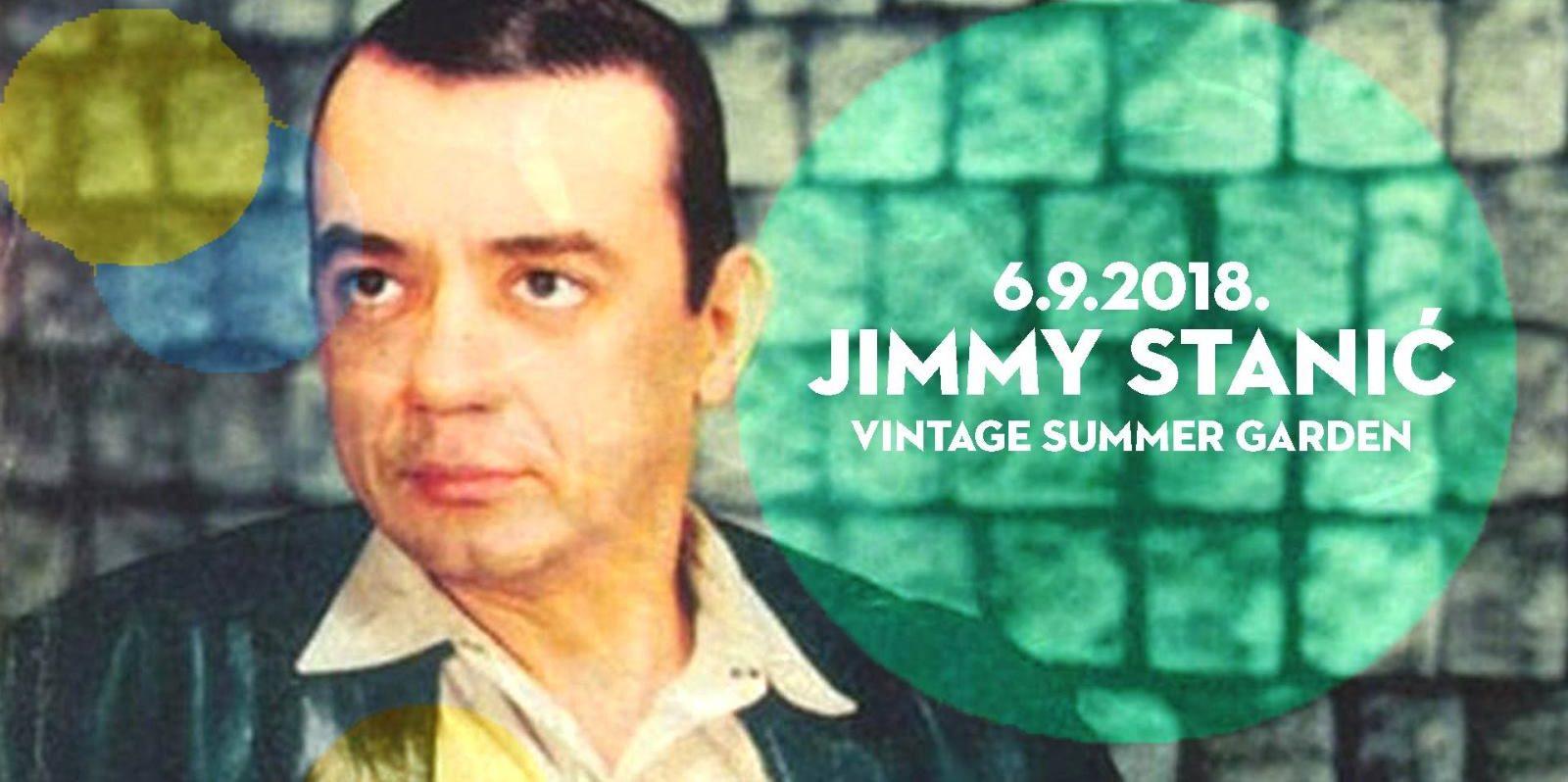 Jimmy Stanić izvodi jazz standarde i evergreene
