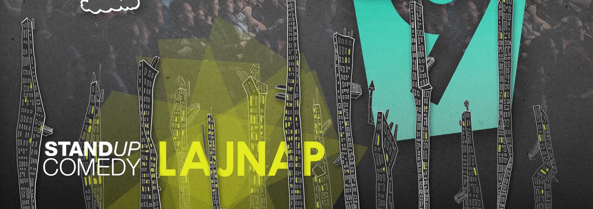 FOTO: Nova stand-up sezona Lajnap komičara u klubu Sax!