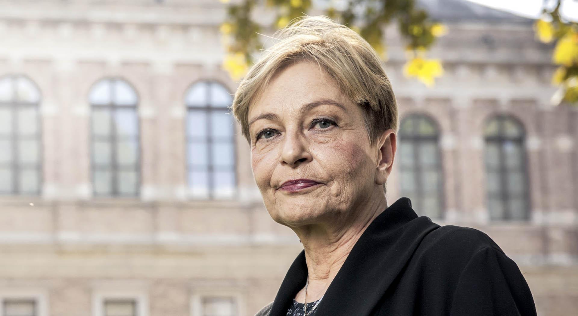 INTERVJU Žic Fuchs: 'HAZU treba imati značajniju ulogu u gospodarskom razvoju'
