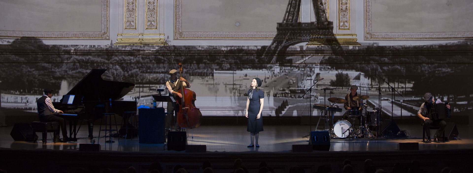 FOTO: PIAF! THE SHOW Glazbeno slavlje legendarne francuske pjevačice