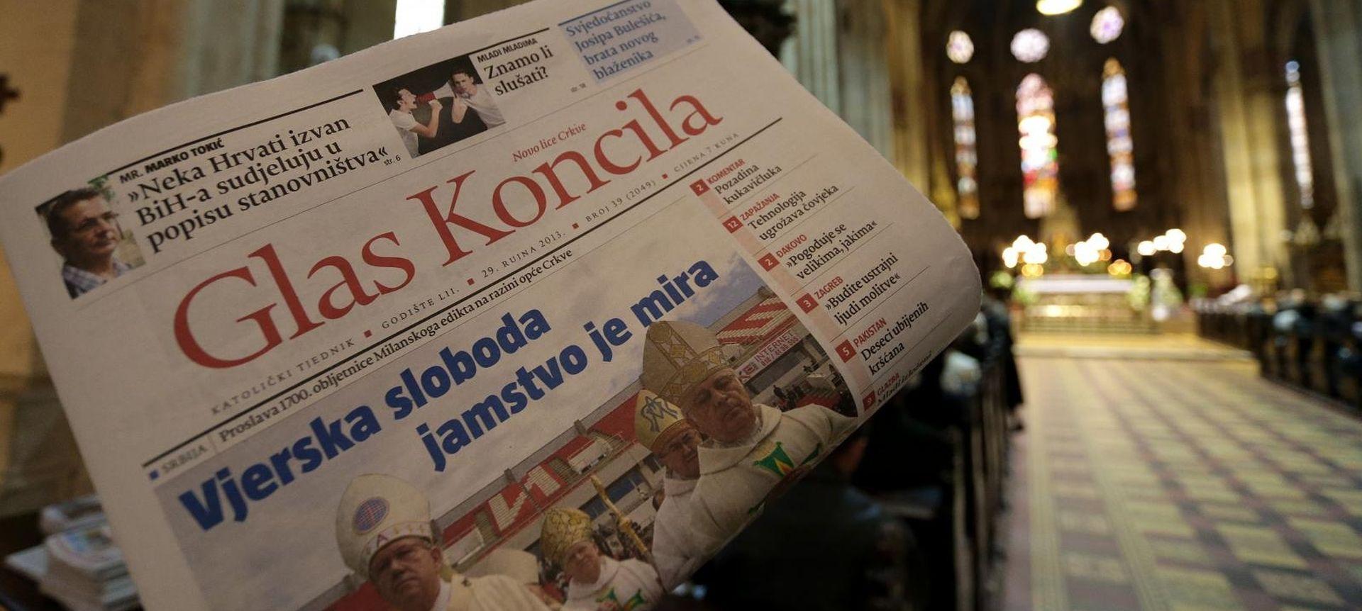 Glas Koncila podržao prosvjed u Vukovaru