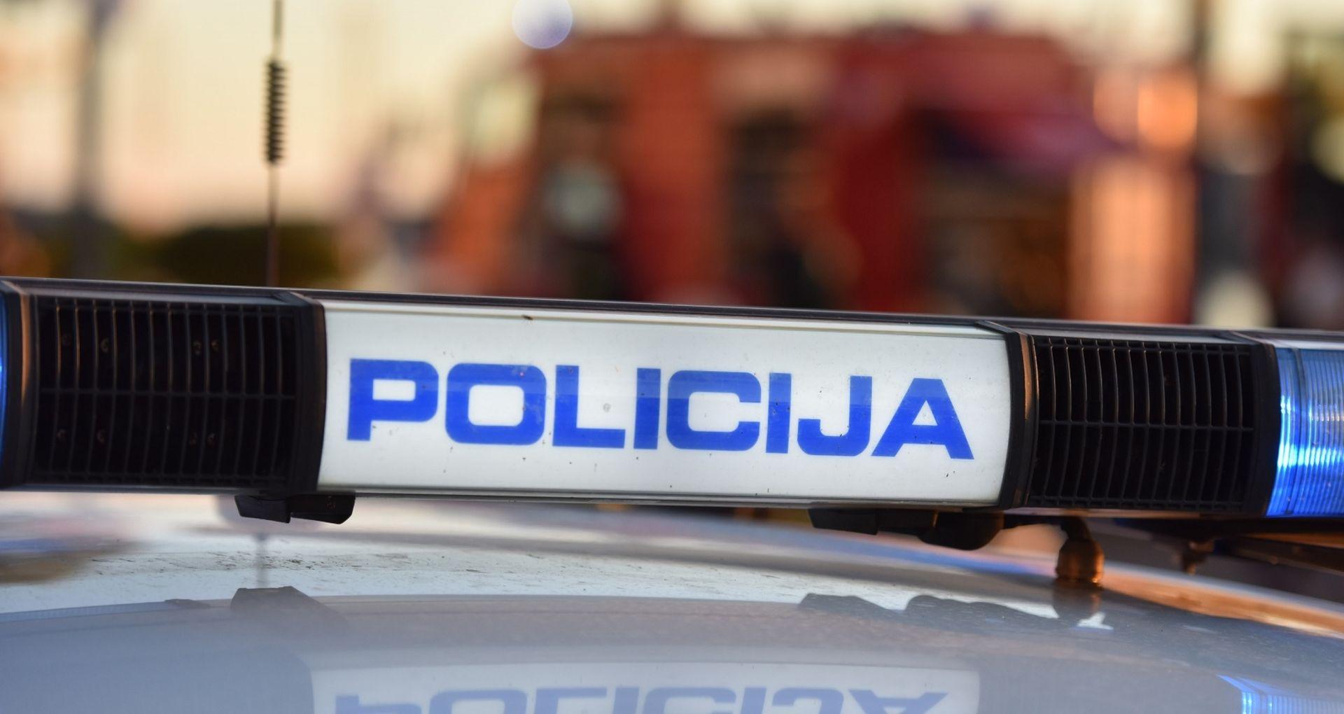 Policija uhitila trojac koji je opljačkao poštu u Dubravi