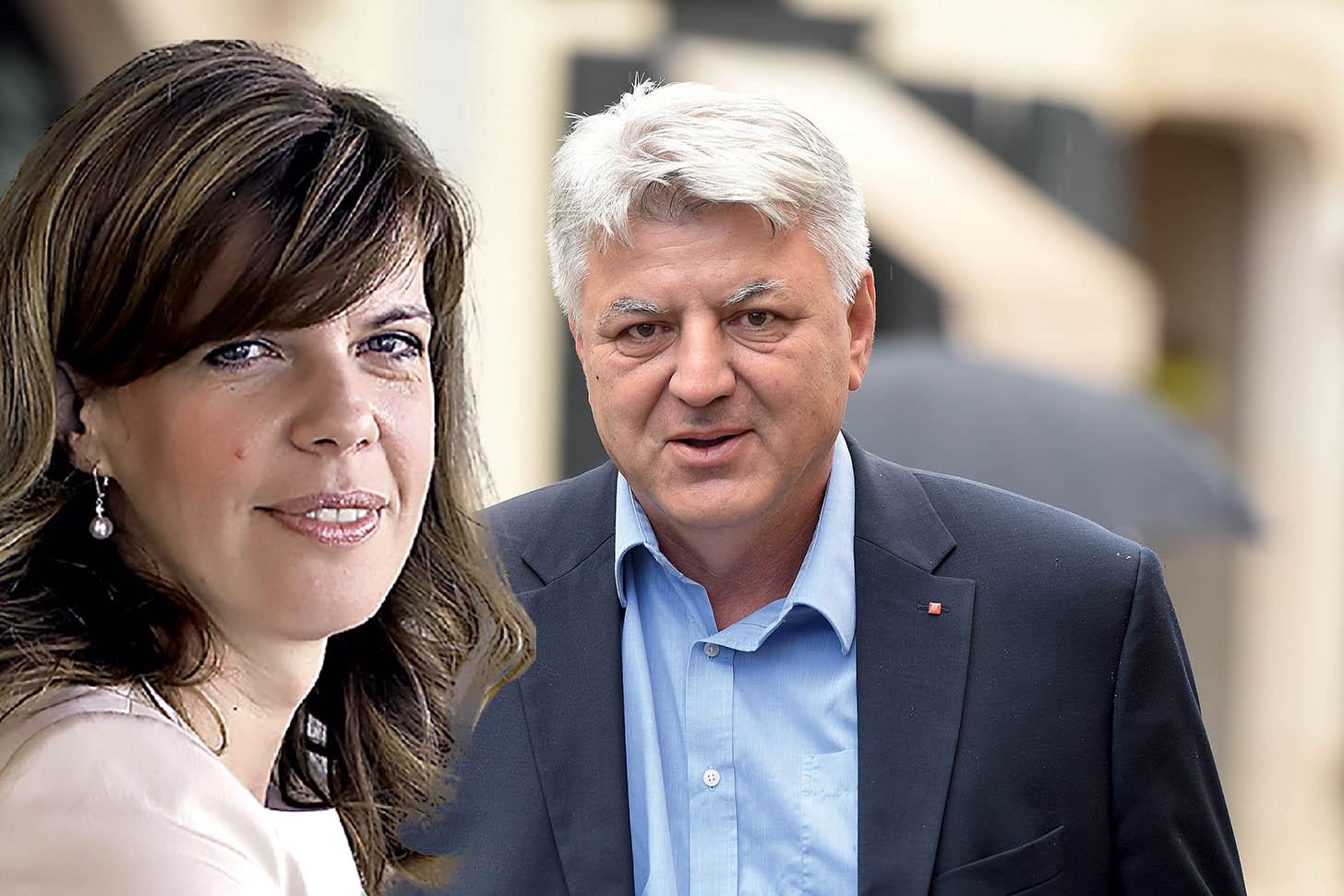 Na tajnom sastanku u Zagrebu Komadina Borzan ponudio da preuzme SDP