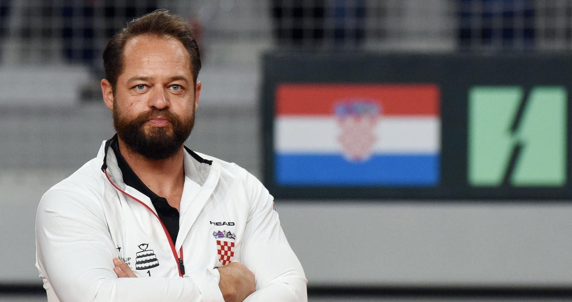 Krajan objavio sastav za polufinale Davis Cupa