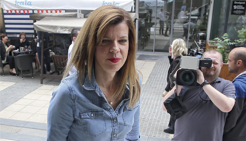 UVREDE I PRIJETNJE Biljani Borzan zbog moguće kandidature za šeficu SDP-a