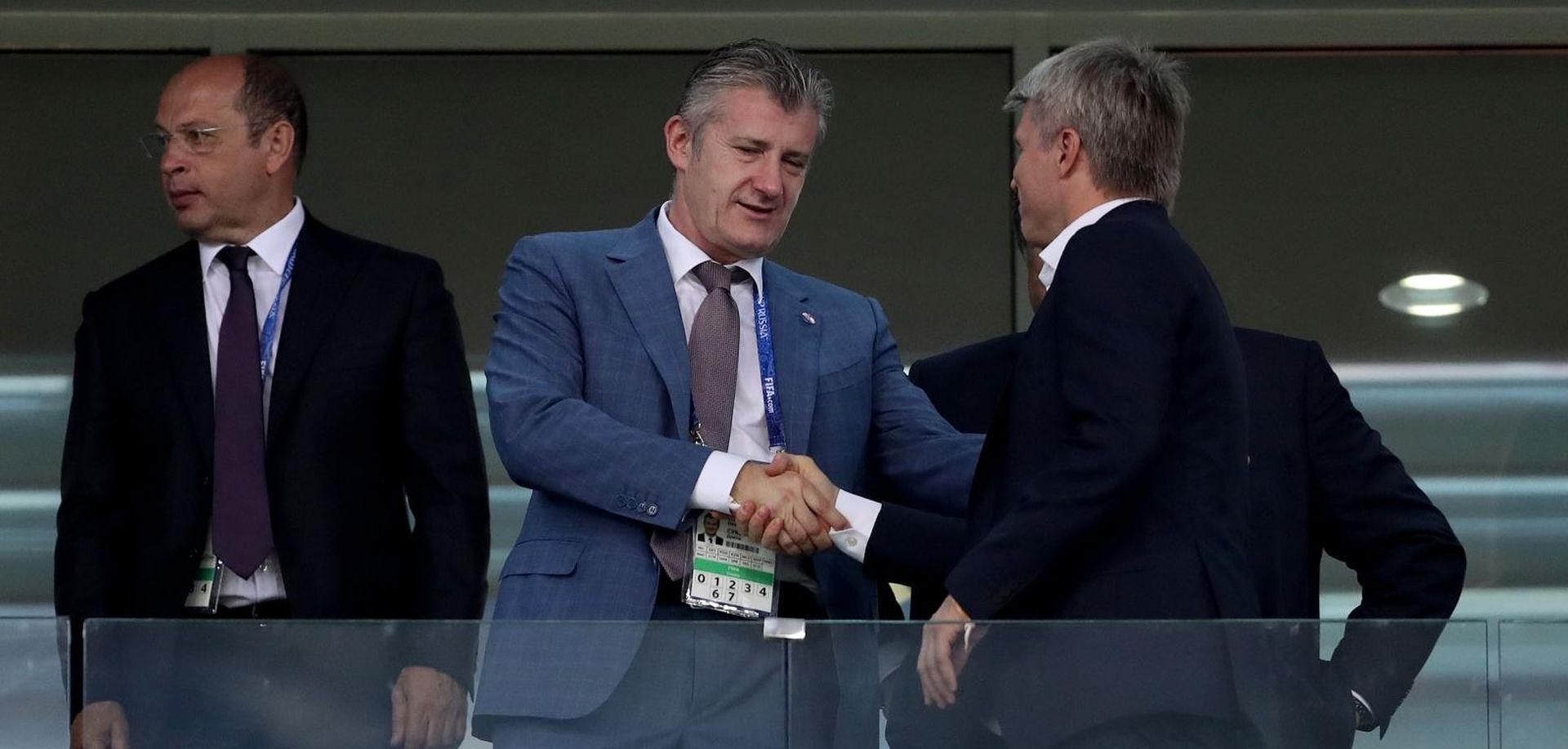 """ŠUKER """"Nevjerojatan je to podvig za igrača iz Hrvatske"""""""