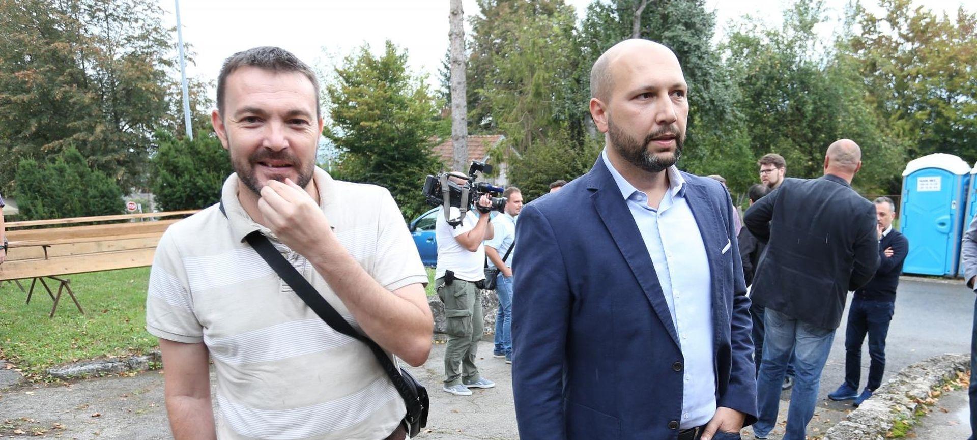"""BAUK """"Ako Bernardić ne želi preuzeti odgovornost, ne treba biti predsjednik"""""""