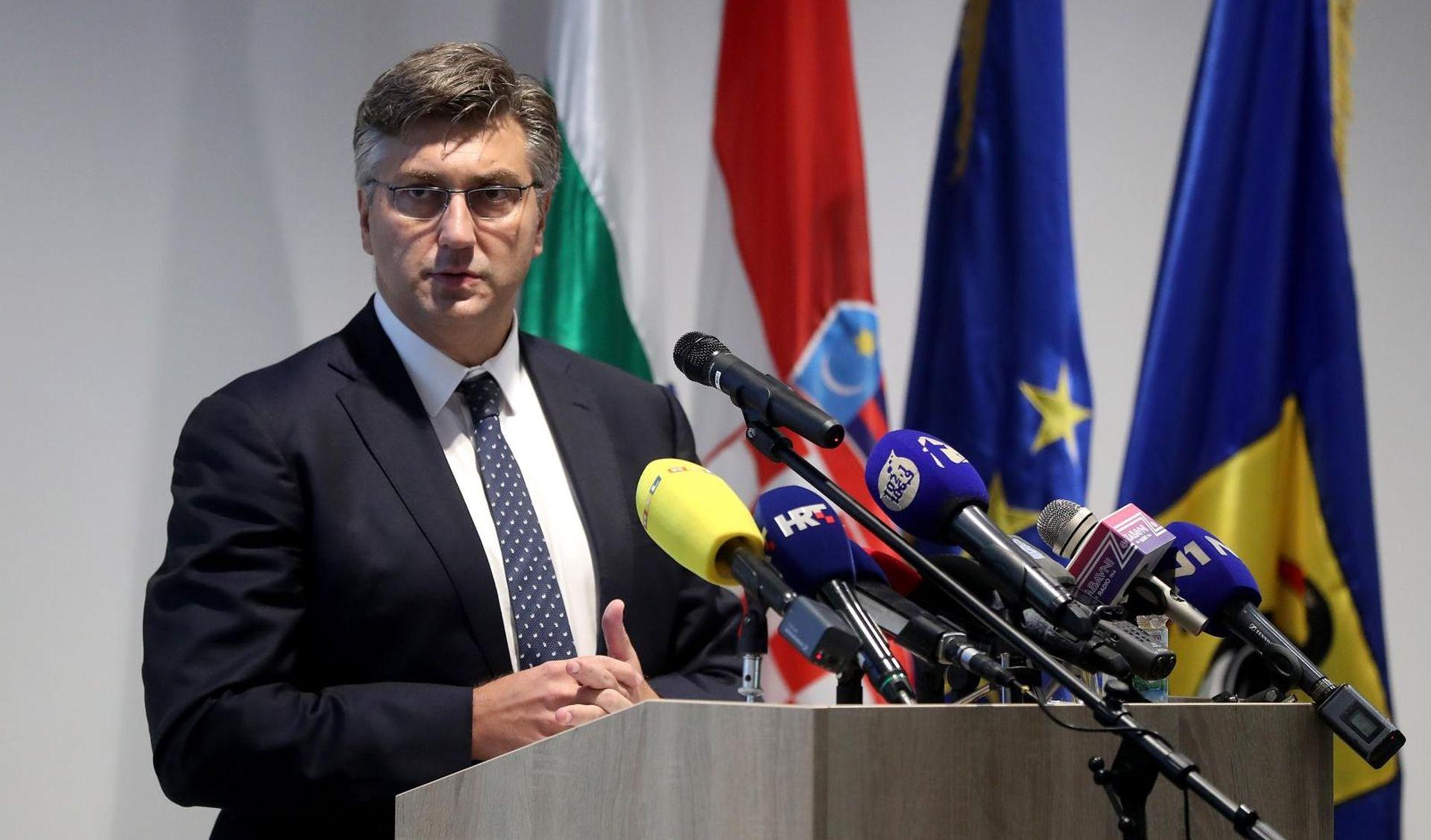 Sjednica Vlade u Puli, premijer dolazi u Uljanik