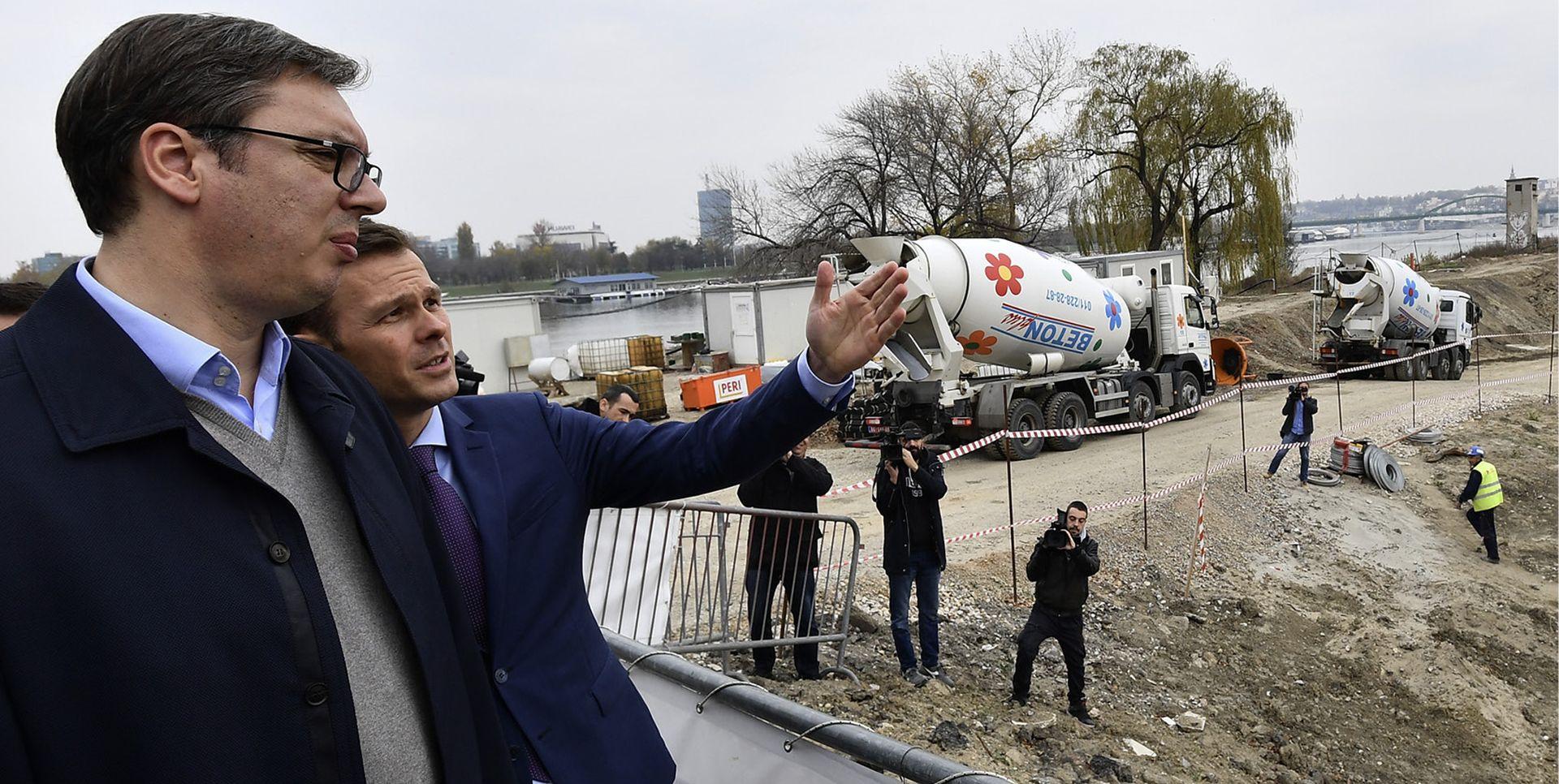 Kako je Vučić ispao glup pravdajući smrt radnika na njegovu projektu