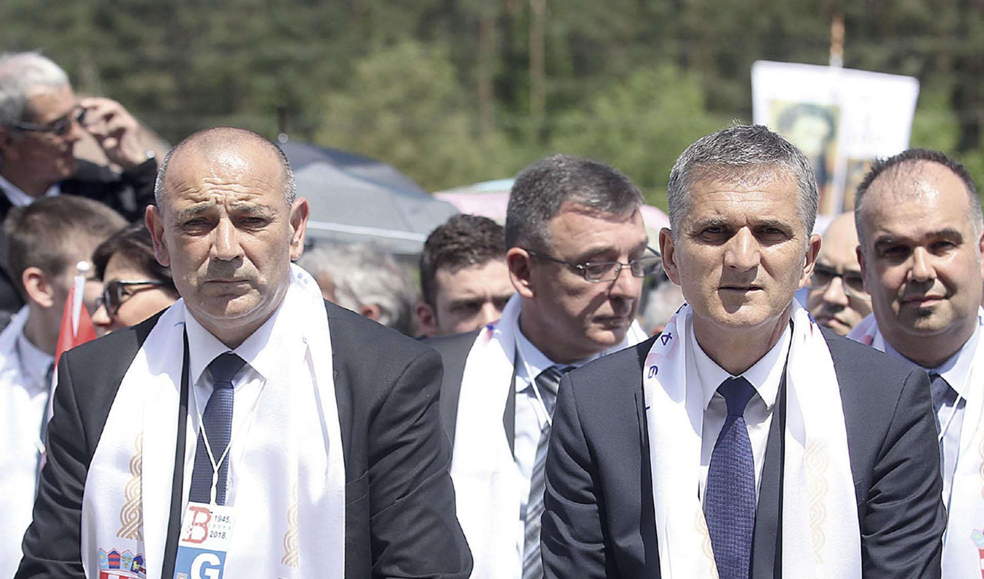 Plenkovićevi ministri u bitki za bolju ustašku povijest