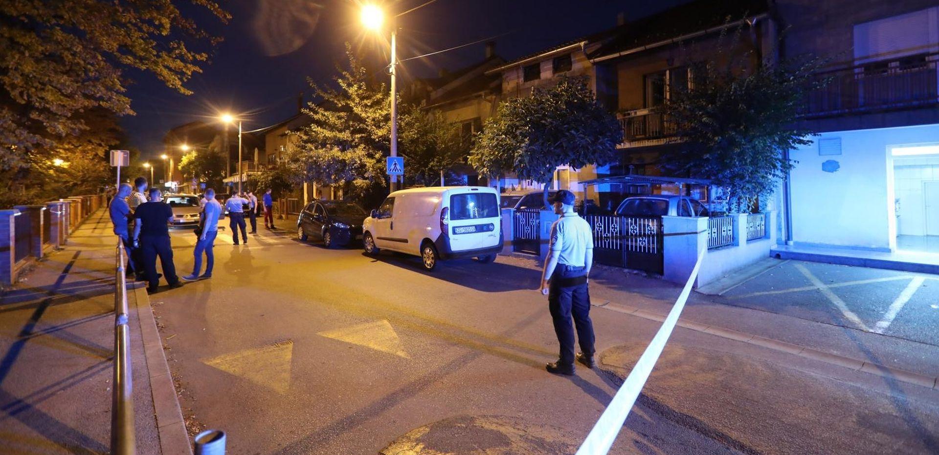 PUCNJAVA U ZAGREBU Uhićeno sedam osoba, sukobile se dvije obitelji
