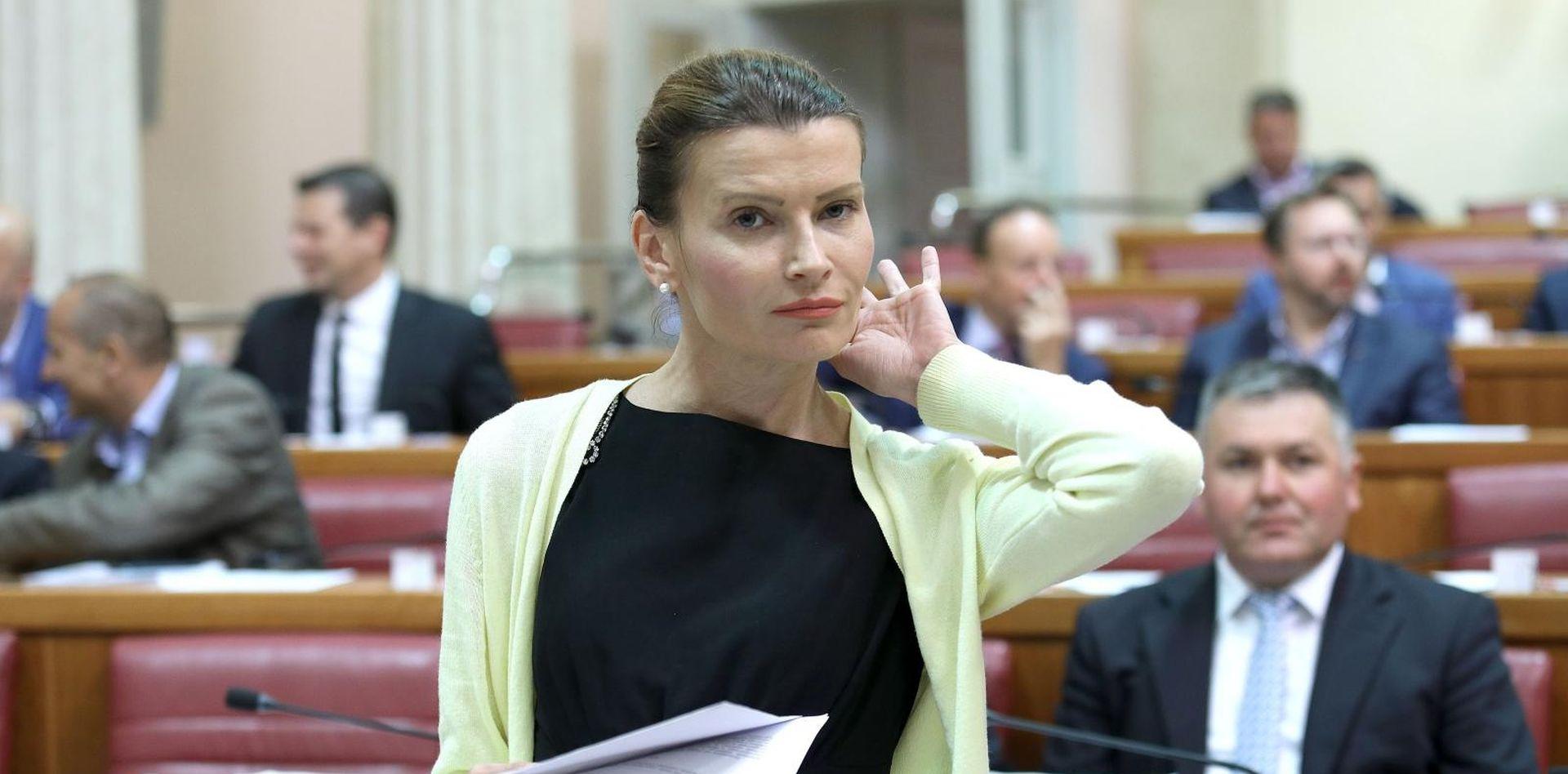 SASTANAK U SDP-U Glasovac najavila ostavku na mjesto potpredsjednice Kluba