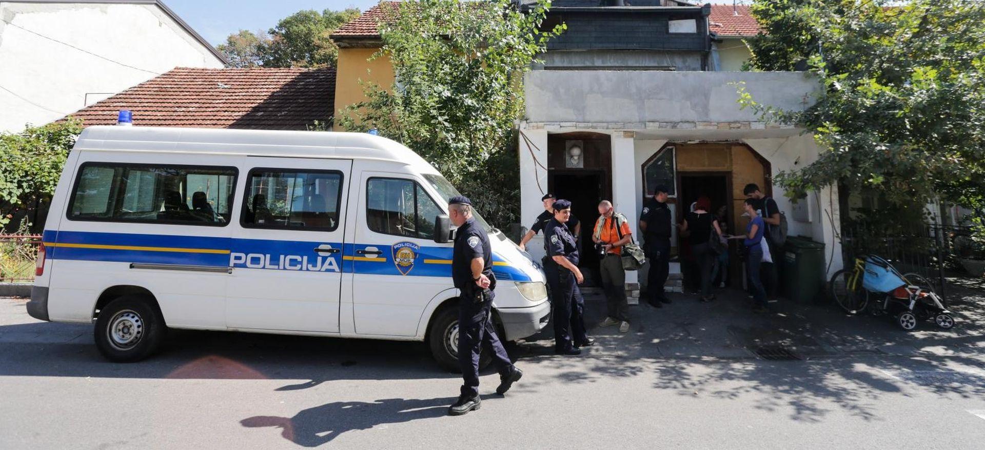 Tjeralica za muškarcem osumnjičenim da je pucao na Vukomercu