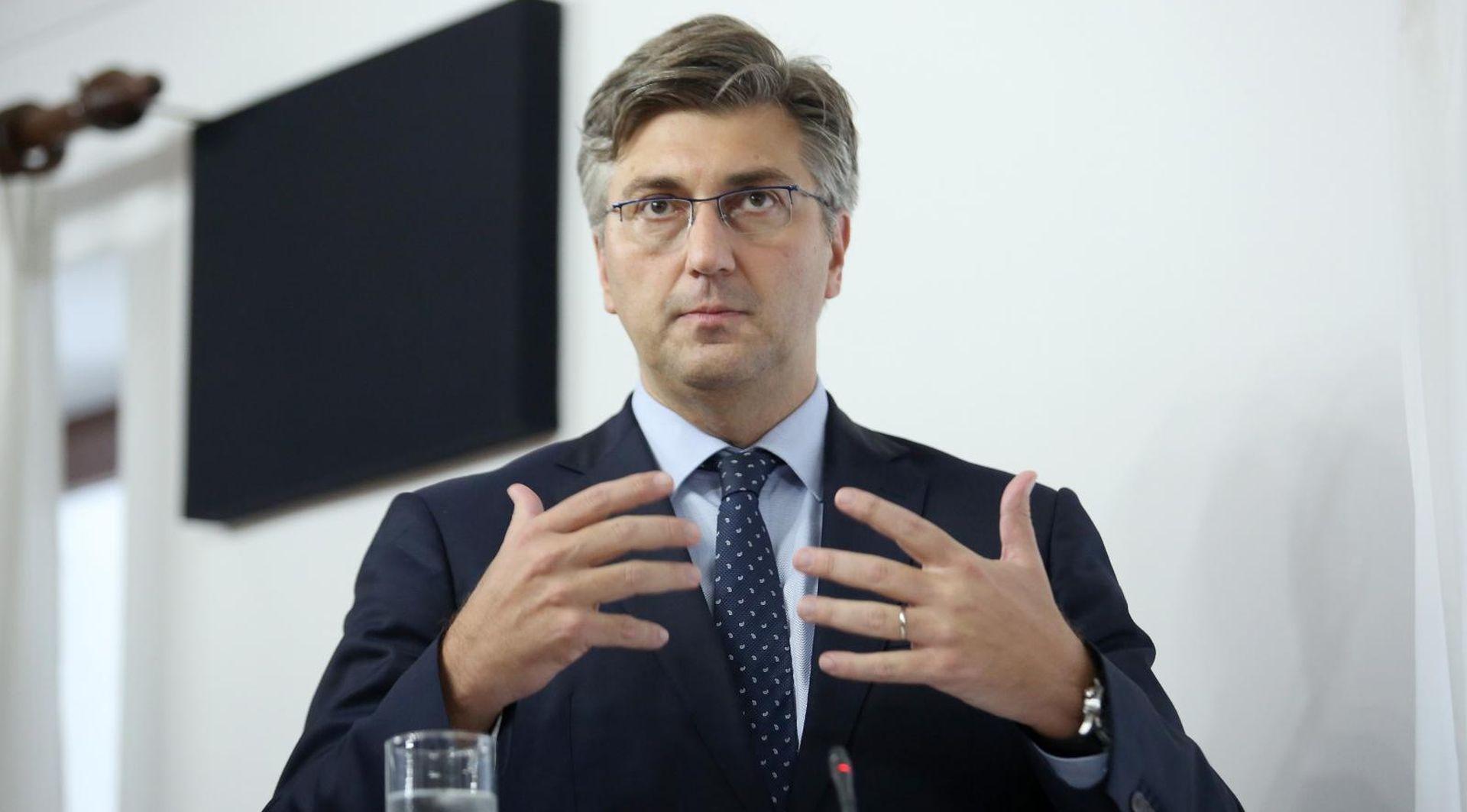 """PLENKOVIĆ """"Hrvatskoj ne treba pomoć Frontexa"""""""