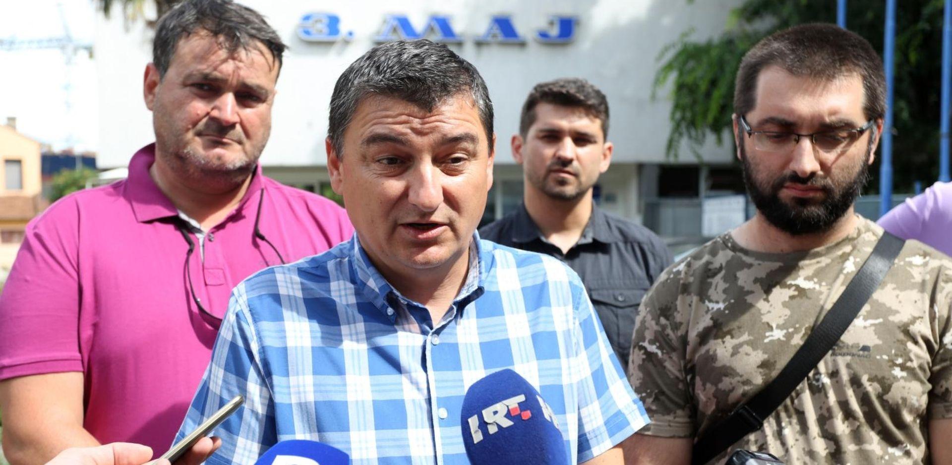 """ŠOLJIĆ """"Vlada u Pulu mora doći s rješenjima"""""""