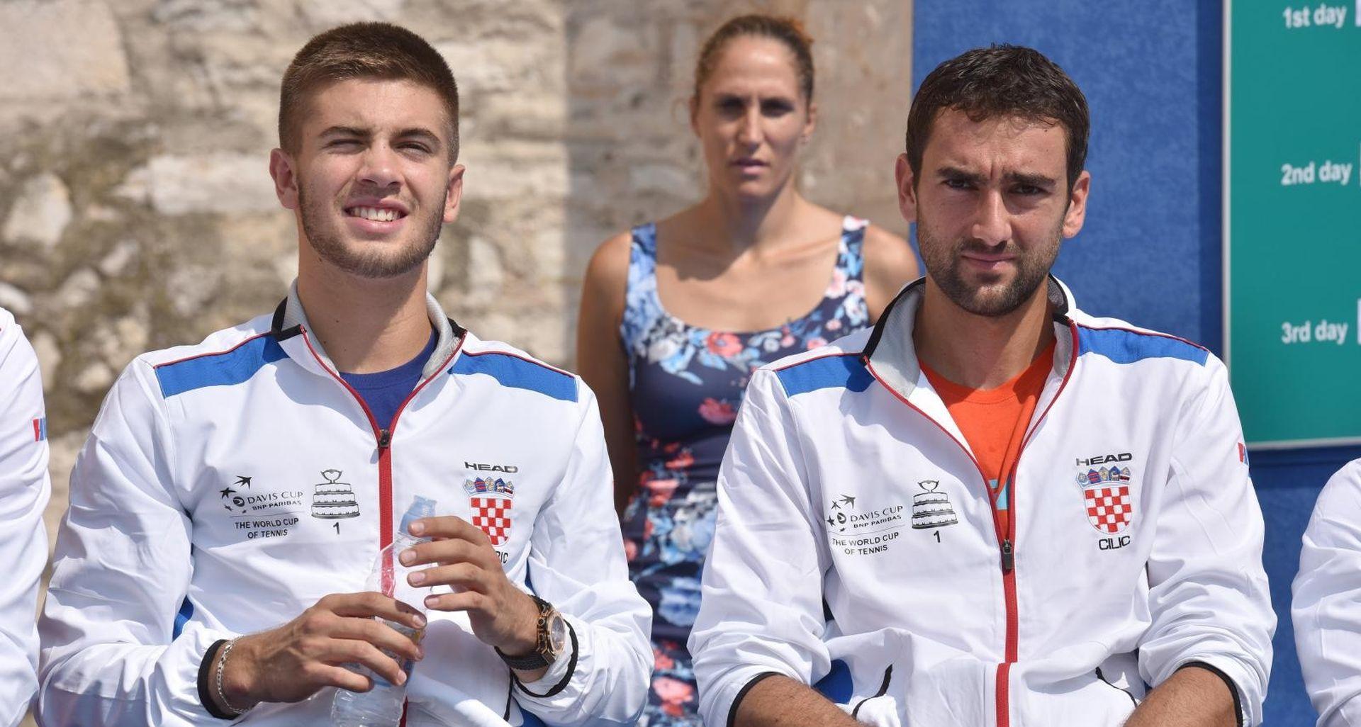 ATP LJESTVICA Čilić ostao šesti, Ćorić 18.