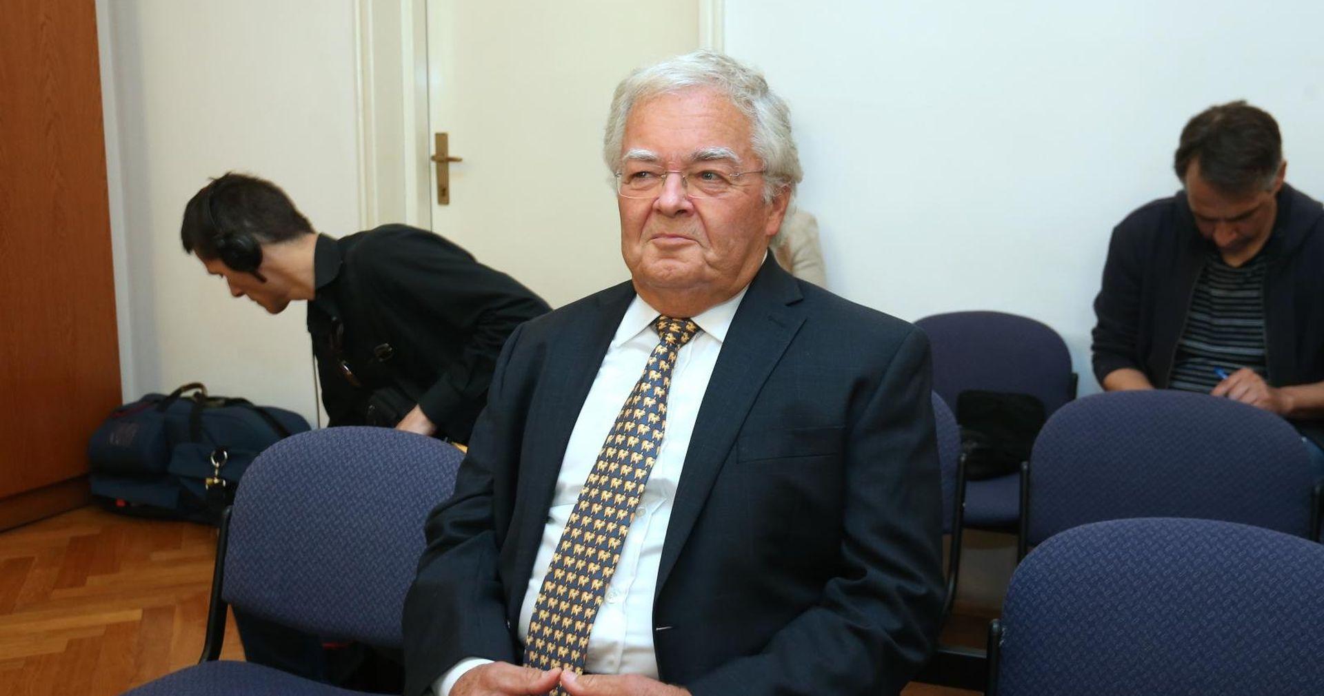Josip Perković u prosincu svjedoči na suđenju Gavriloviću