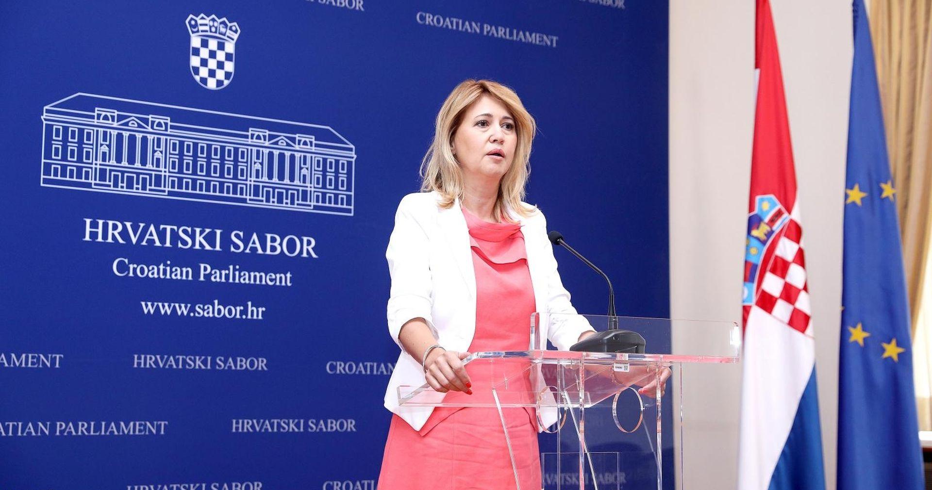 I Milanka Opačić napustila SDP