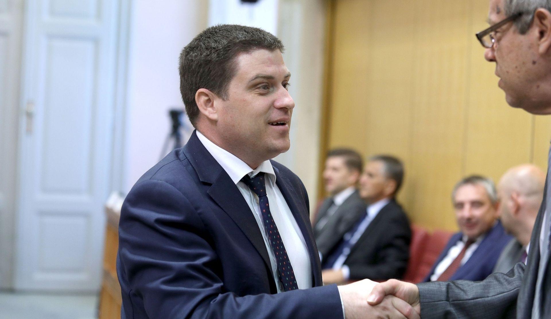 Horvat i Butković o Brkiću 'Pričekajmo što će reći DORH'