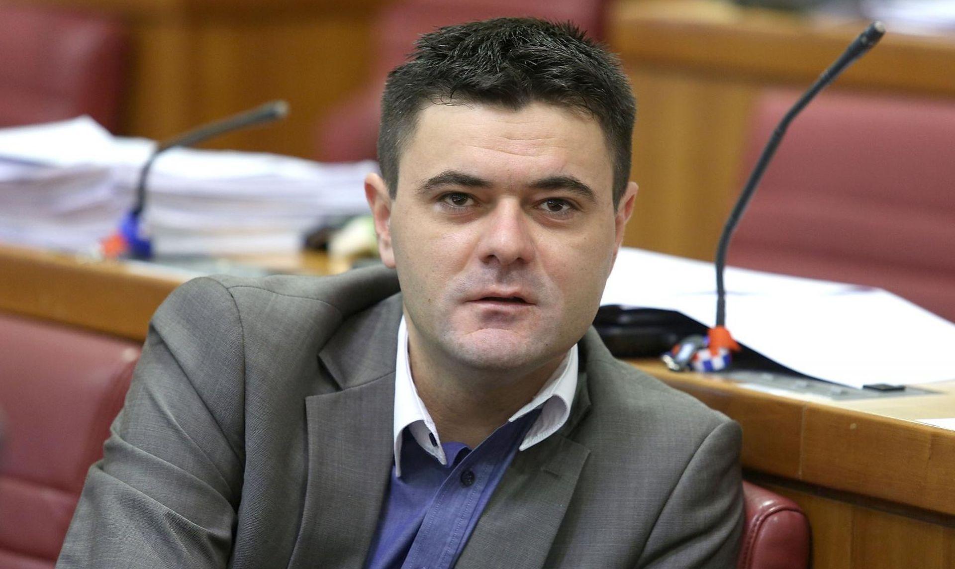 Nekić zbog pritiska podnio ostavku u Statutarnoj komisiji SDP-a