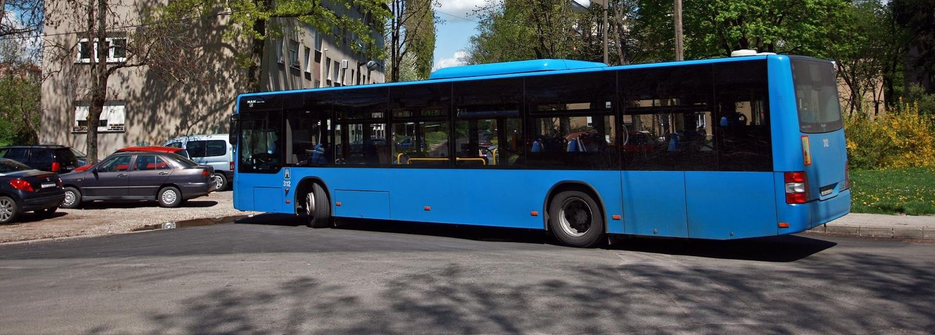 U Zagrebu 30 novih poluniskopodnih gradskih autobusa