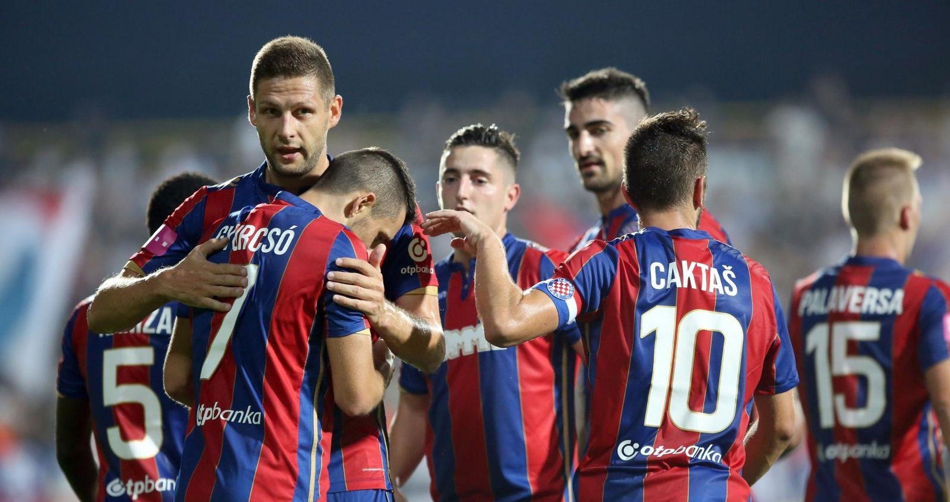 Dinamo, Rijeka i Hajduk u borbi za osminu finala Kupa