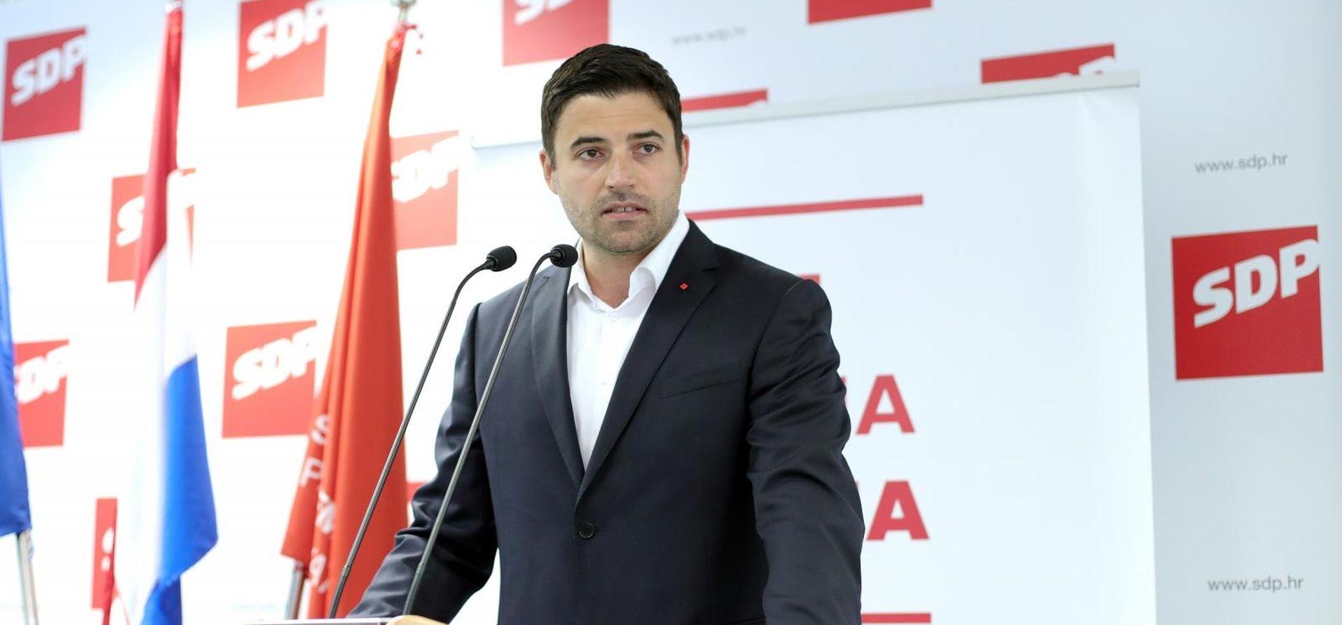 'DAN D' Zajednički sastanak Predsjedništva i Kluba zastupnika SDP-a