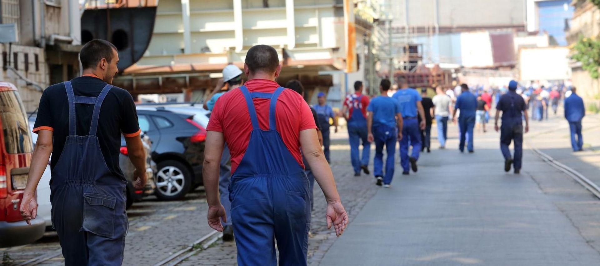 Iz Uljanik grupe od početka krize otišlo više od 400 radnika