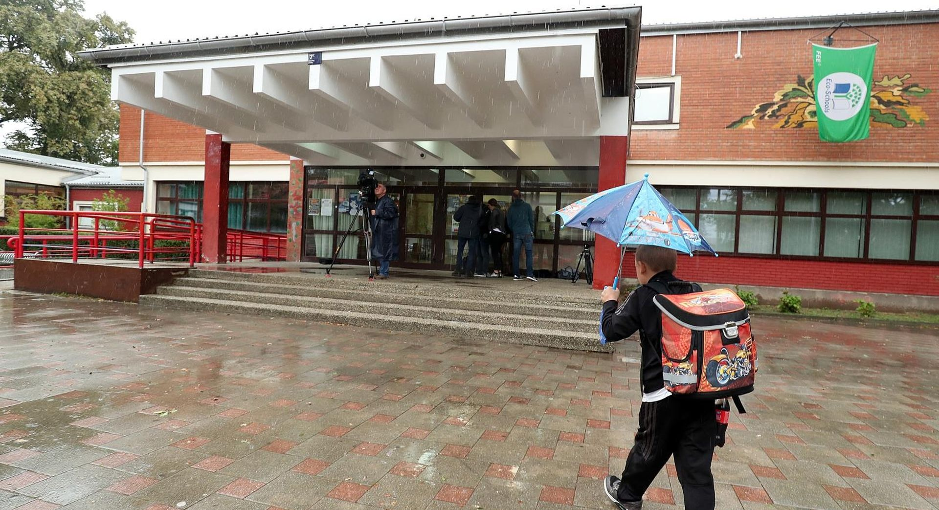 Obitelj Zahirović iz Vukomerca odselila u Split