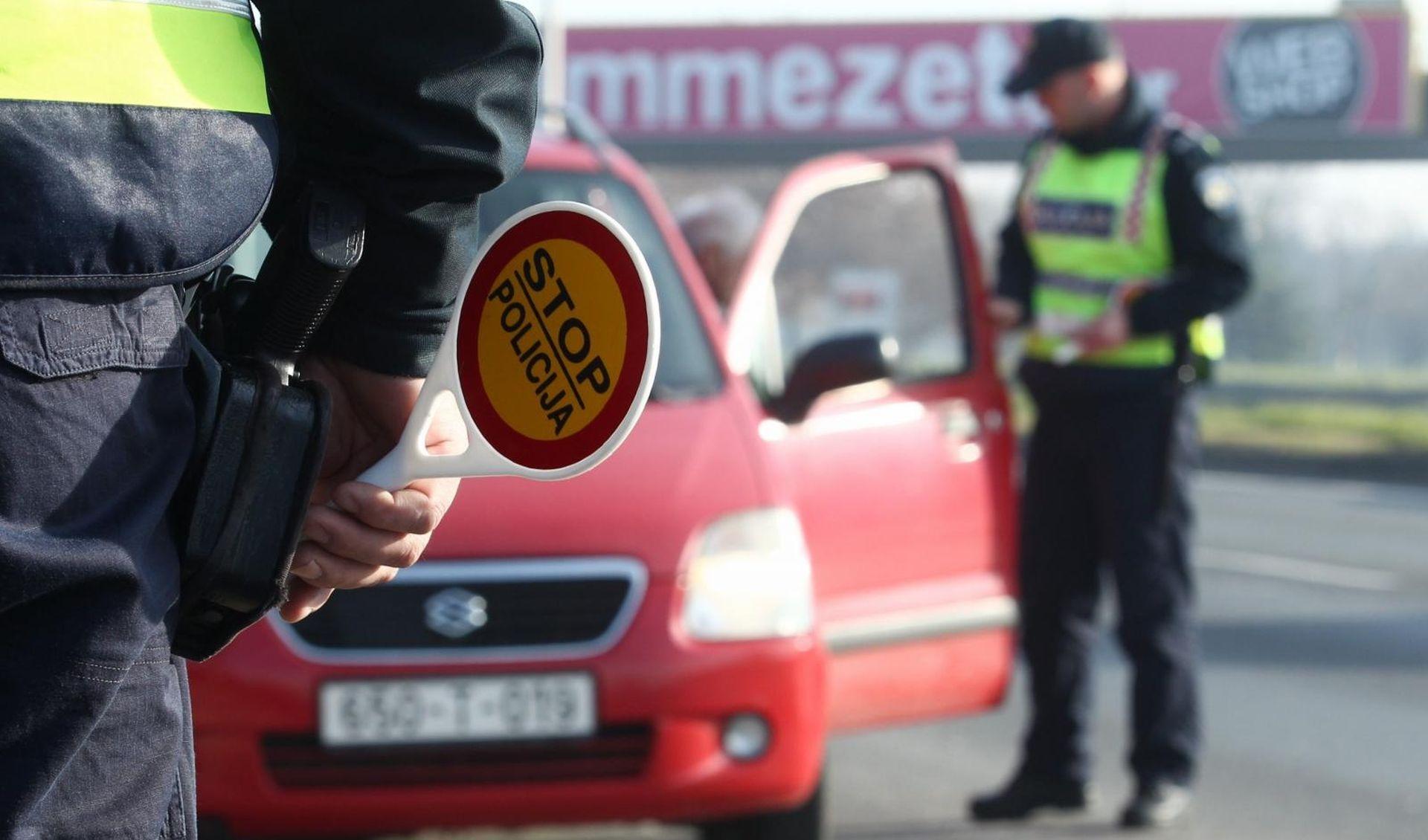 ZAGREB Vozači, oprez! Policija najavila veliku akciju